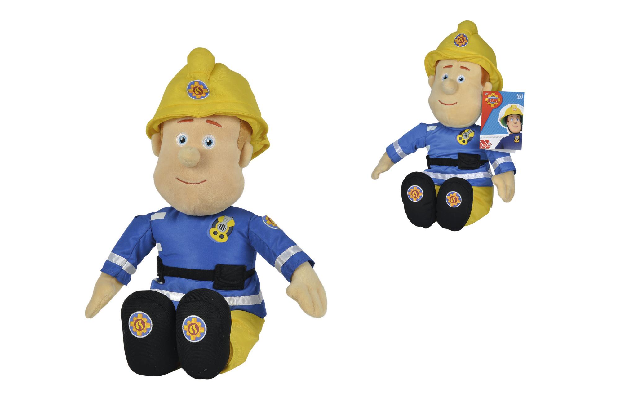 Fireman Sam Plüschfigur 45cm