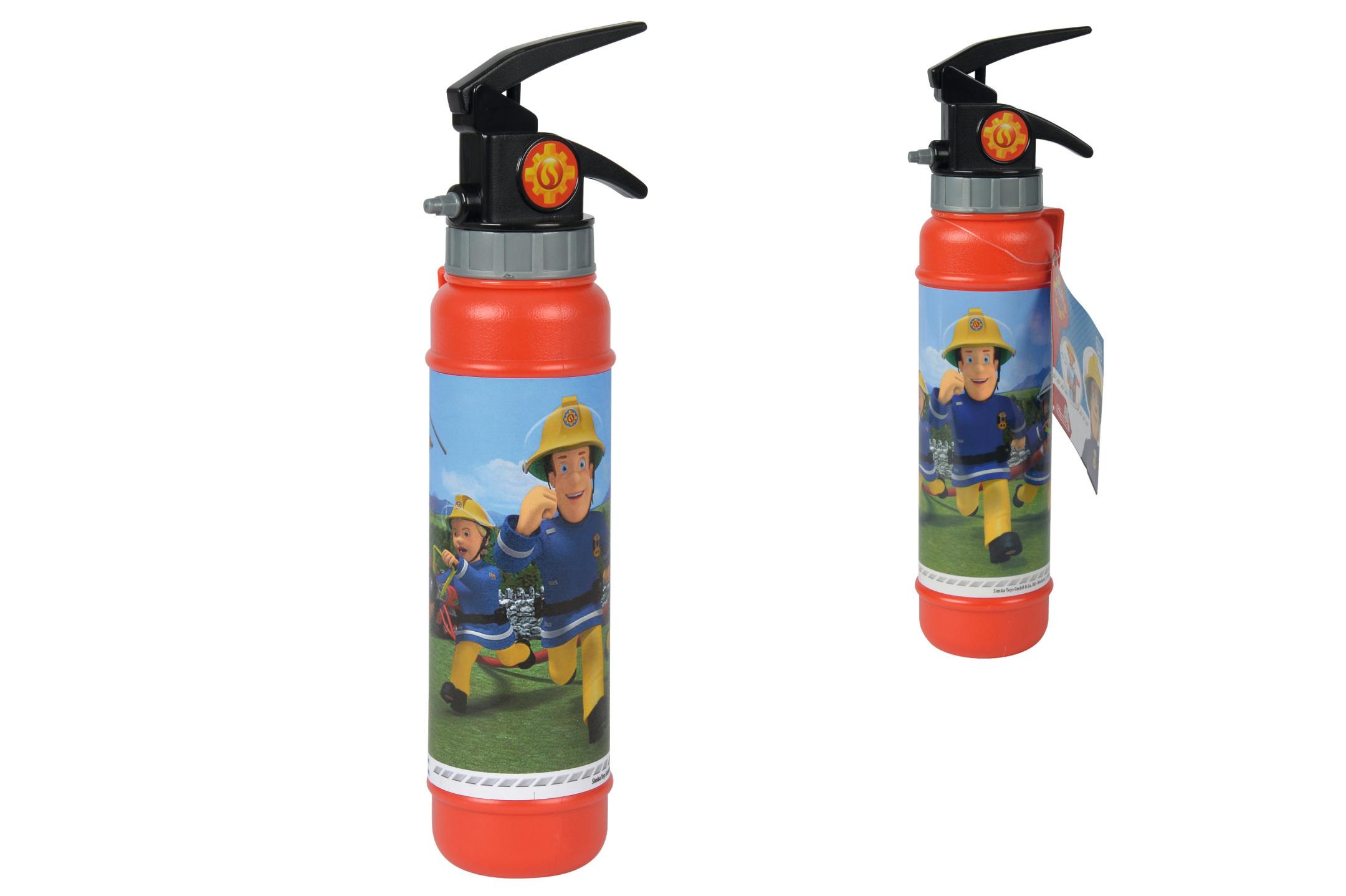 Fireman Sam Feuerlöscher Wasserspritzer
