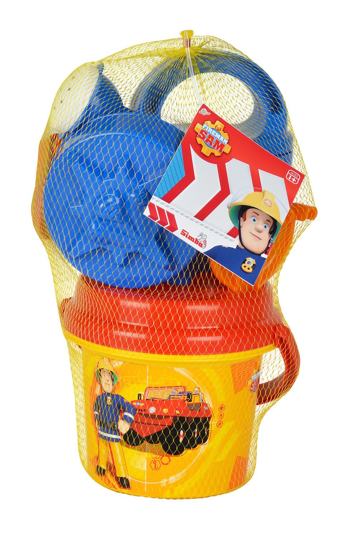 Fireman Sam Baby Eimergarnitur 7tlg.