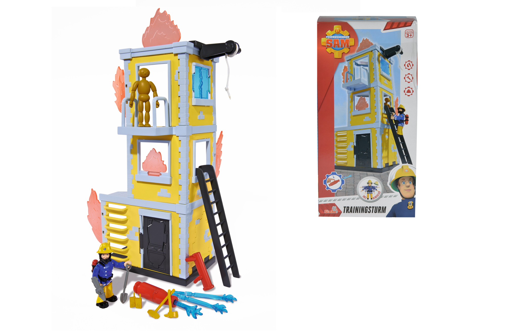 Fireman Sam Großer Trainingsturm