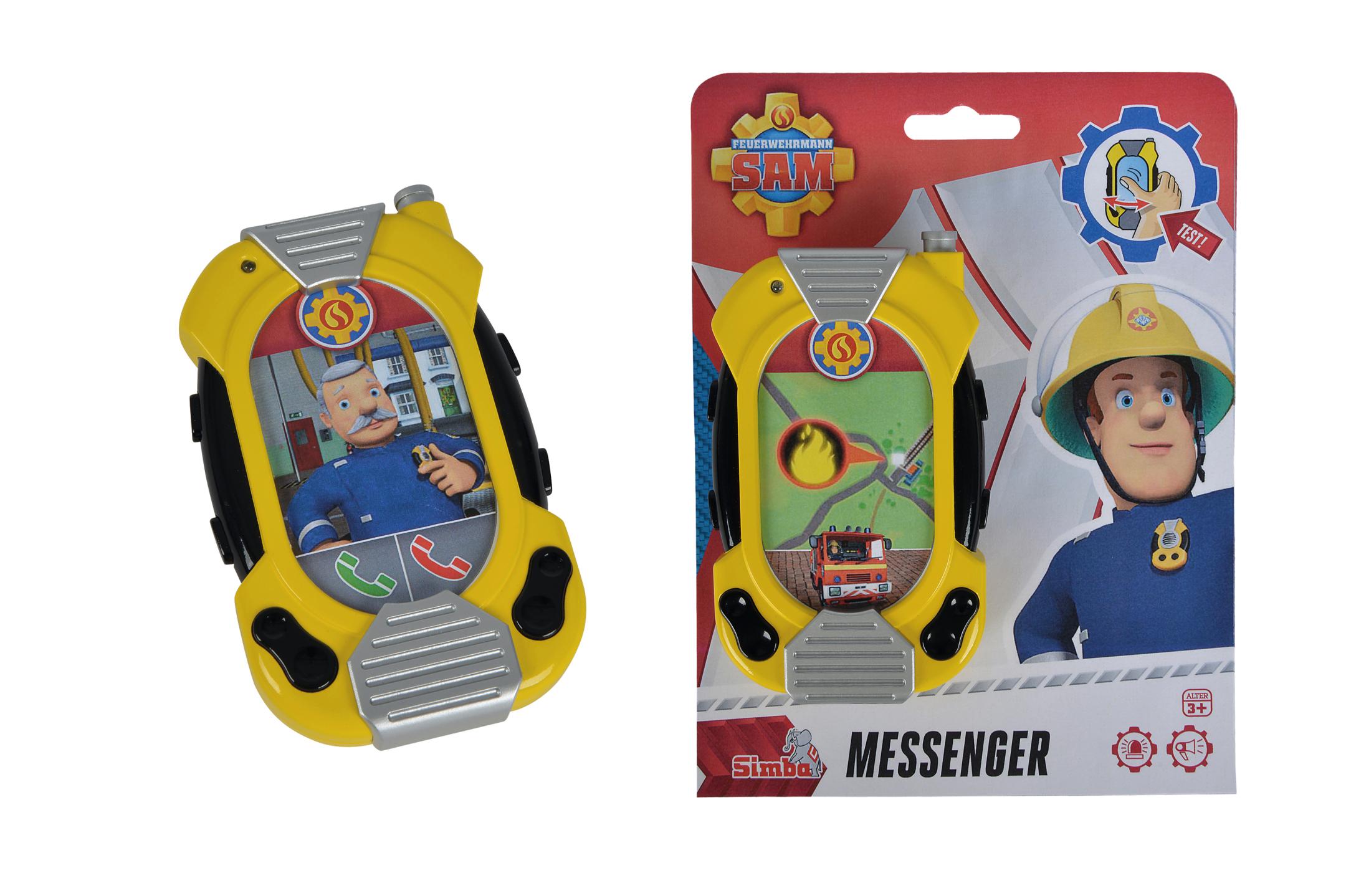 Fireman Sam Messenger