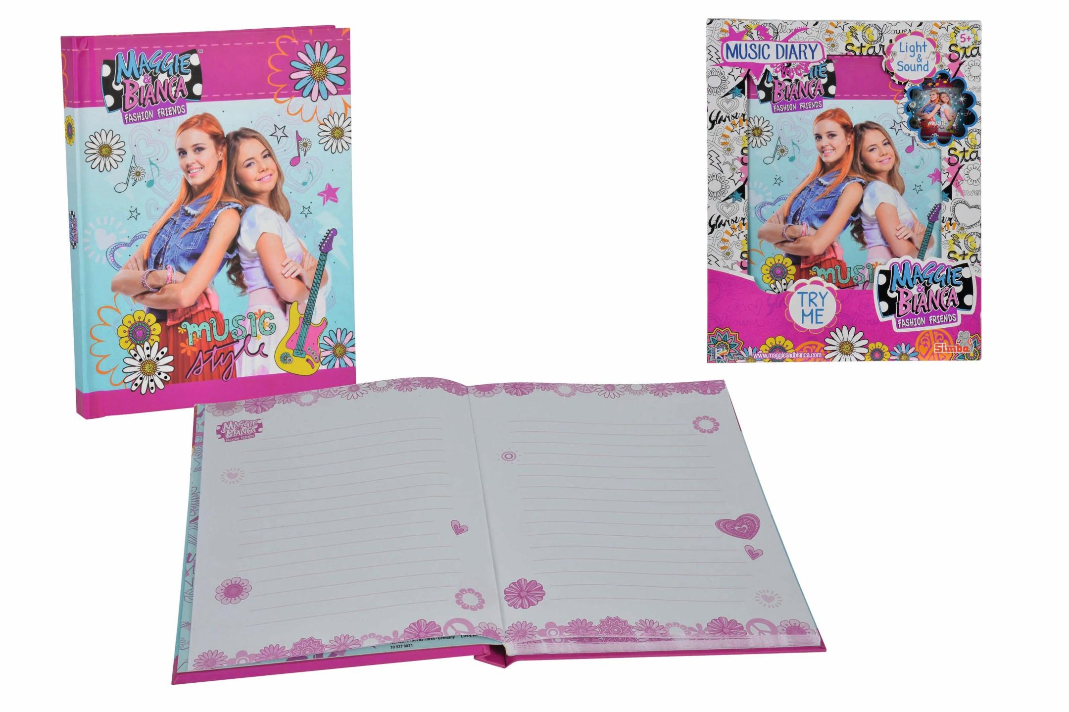 Maggie & Bianca Tagebuch
