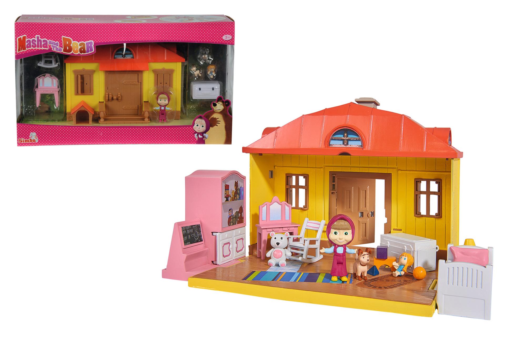 Masha und der Bär - Mashas Haus