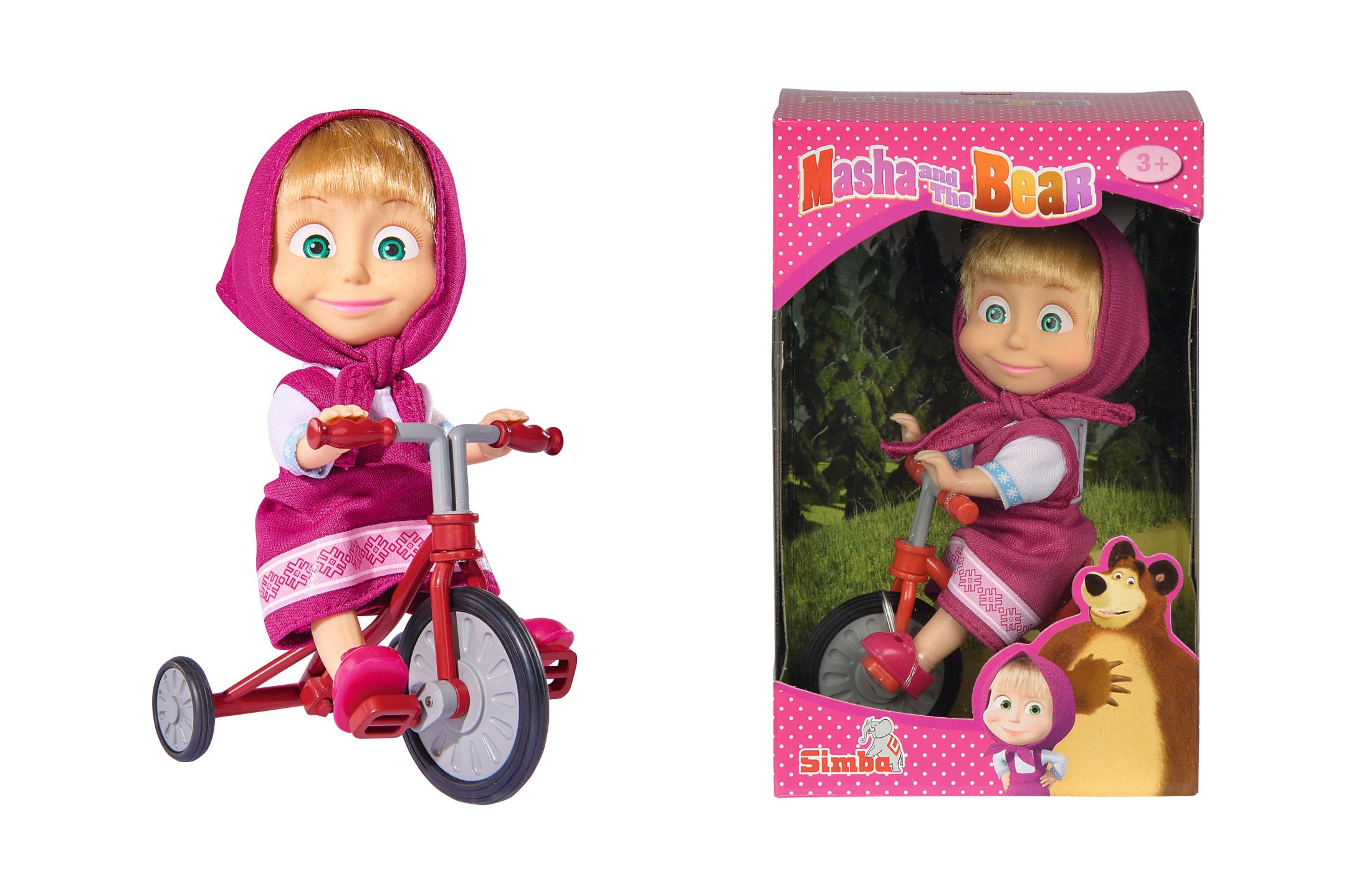 Masha und der Bär - Masha Dreirad