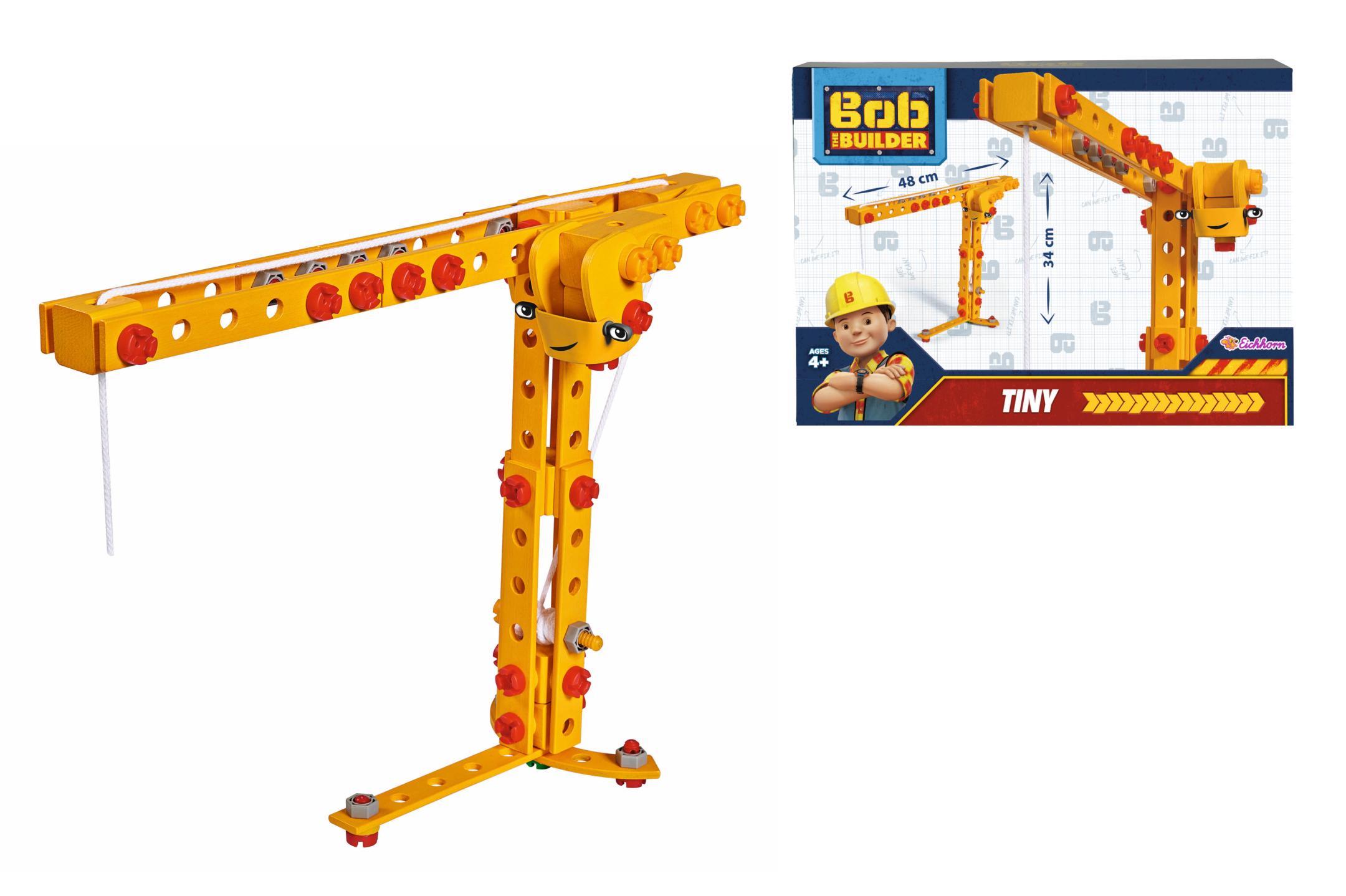 Bob der Baumeister Kran Tiny