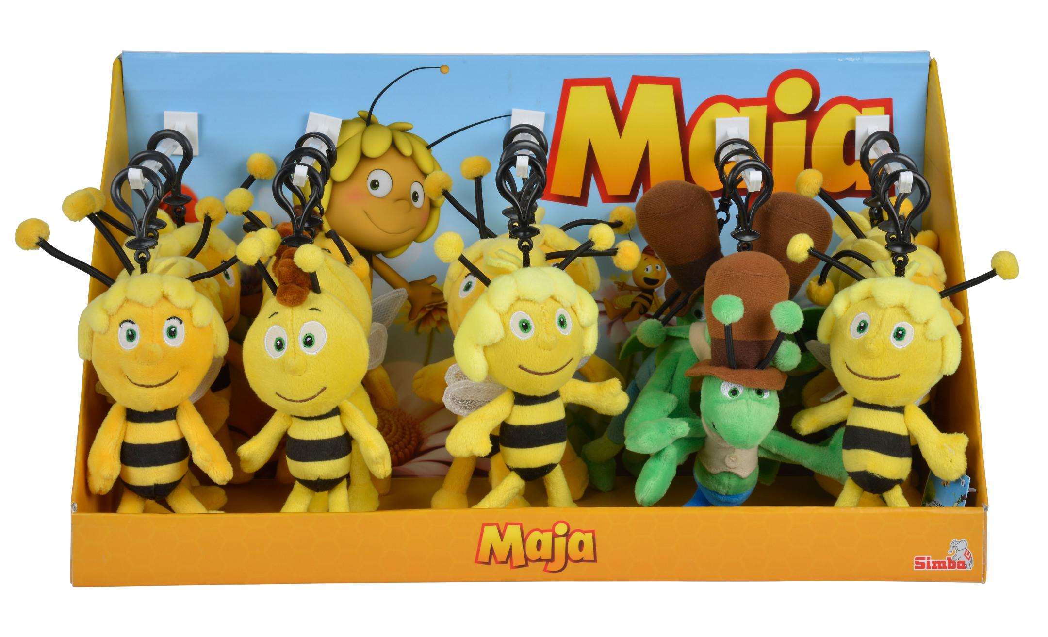 Biene Maja Schlüsselanhänger 3fs