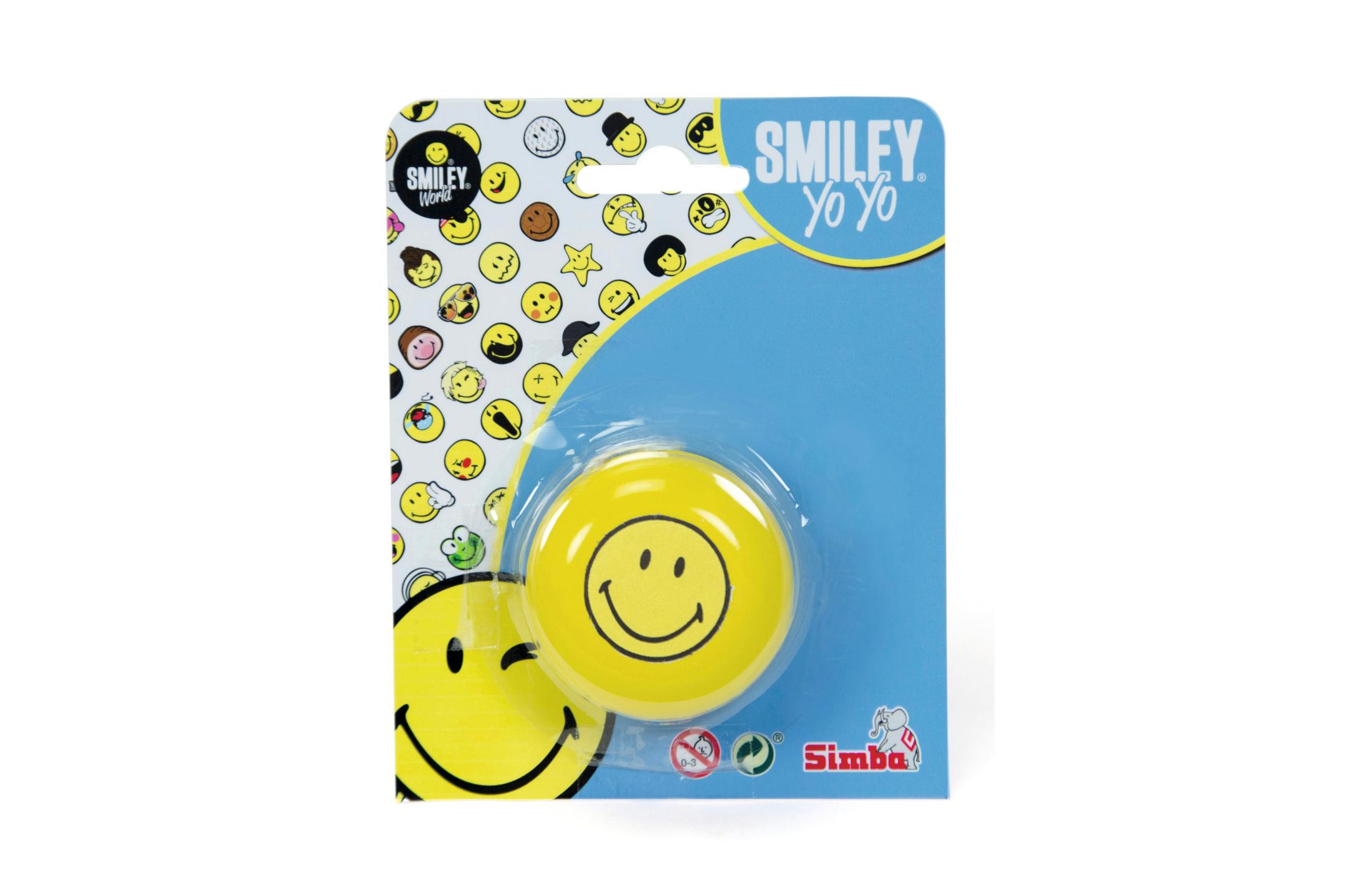 Smiley YoYo 4fs