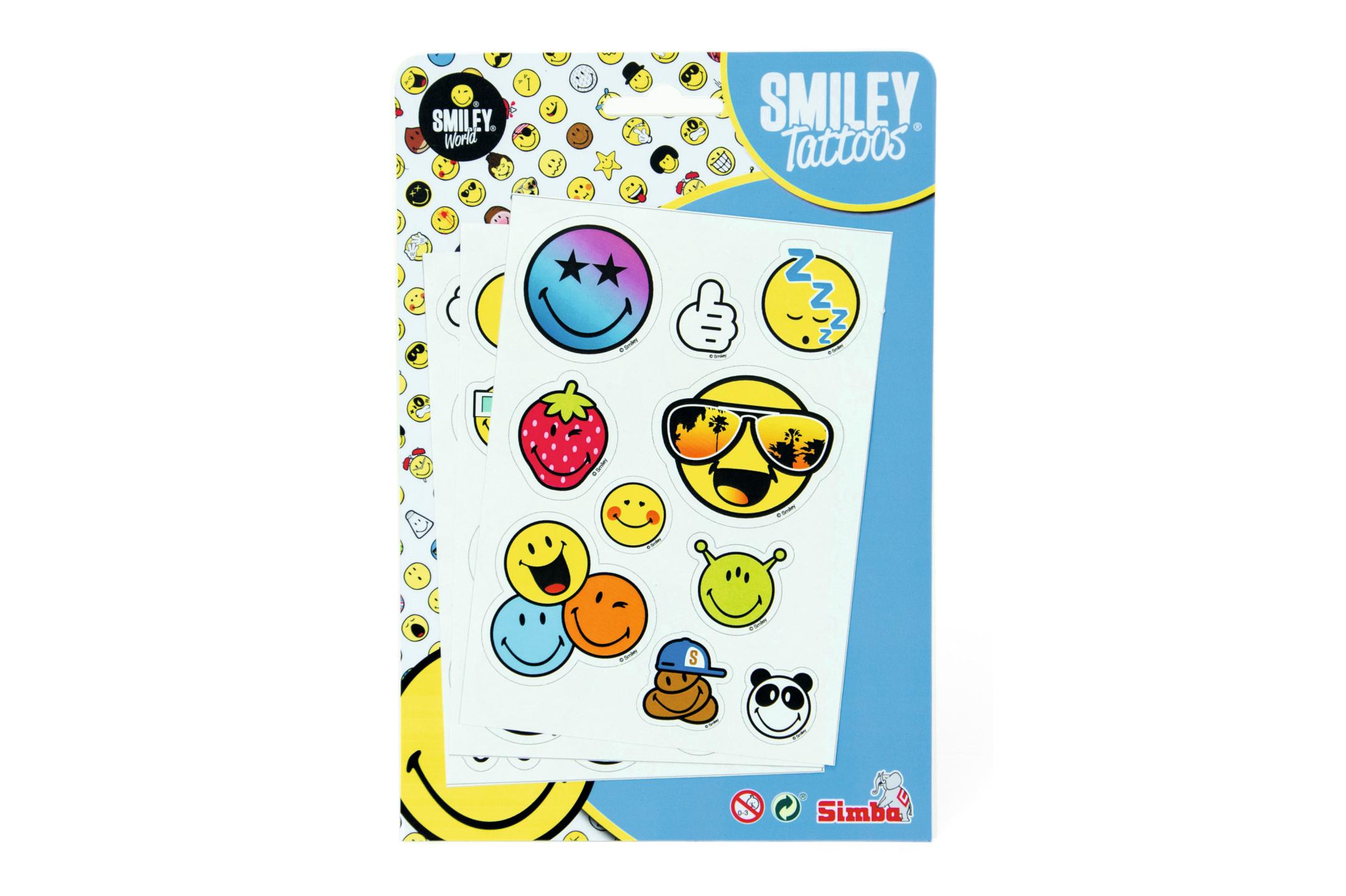 Smiley Tattoos