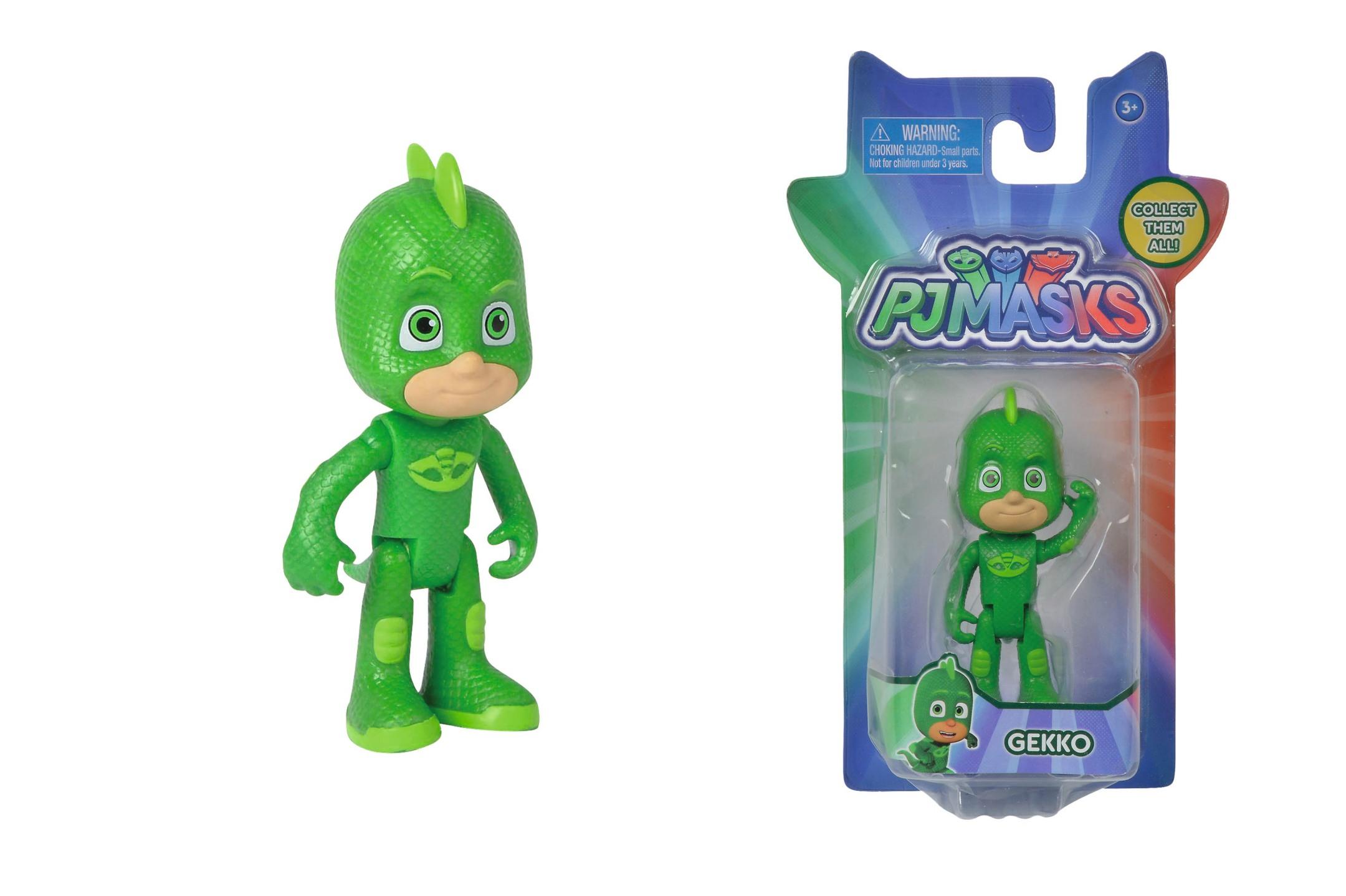 PJ Masks Gecko Spielfigur