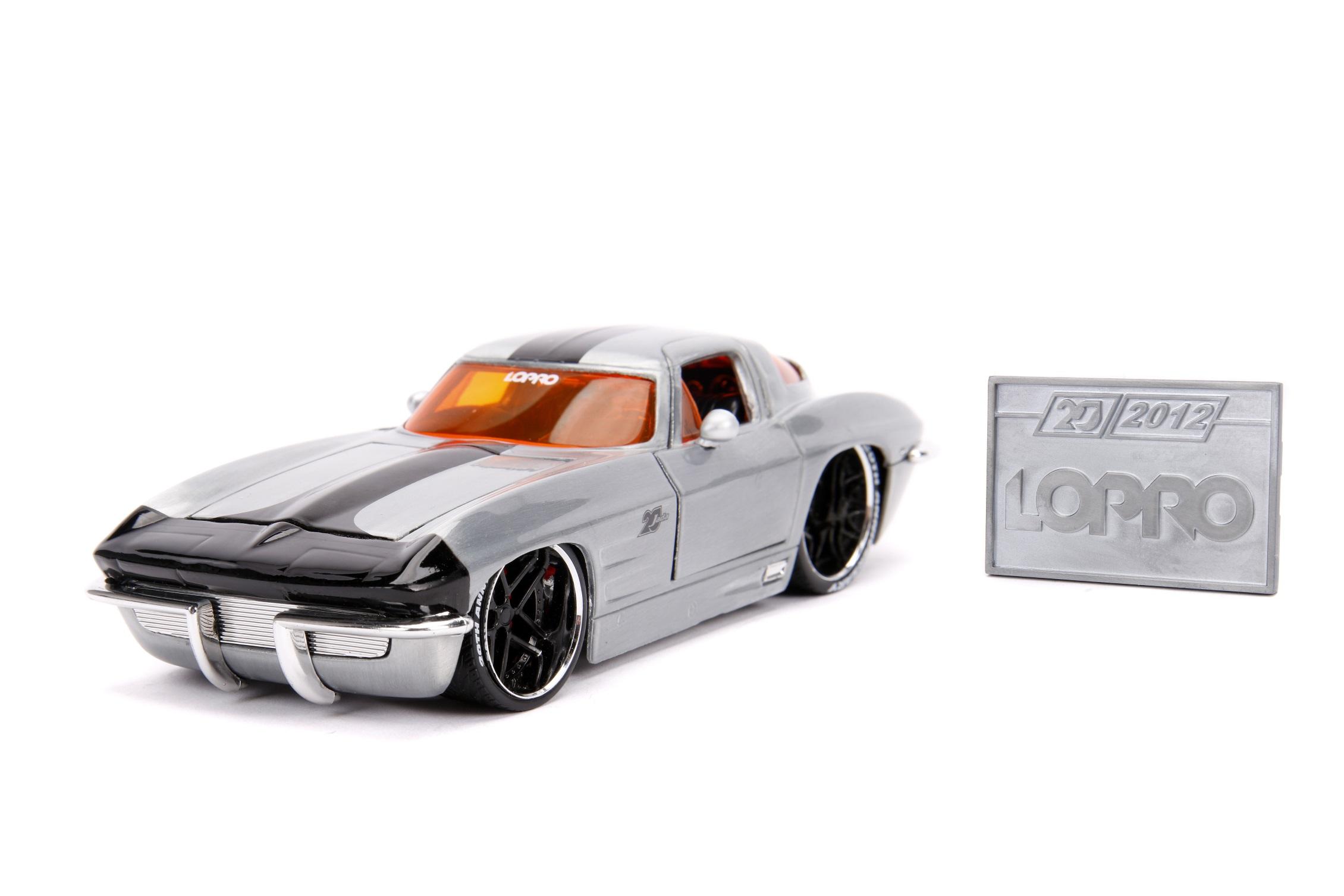 1963 Chevy Corvette - Wave 2