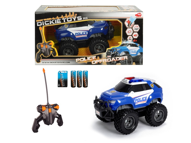 RC Offroad Polizei RTR