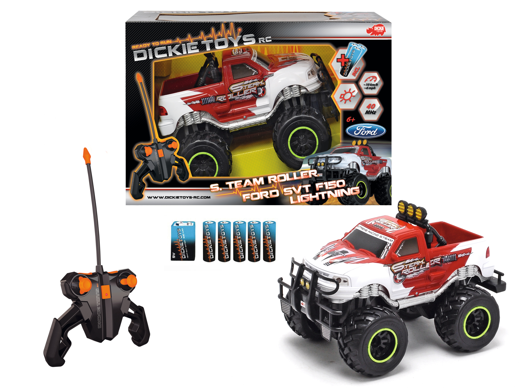 RC Ford F150 Team Roller - RTR