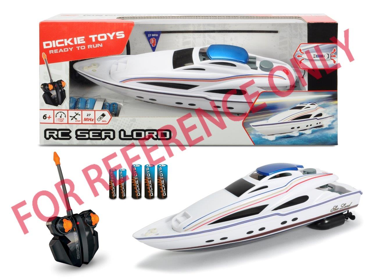 RC Sea Lord Yacht RTR 27MHz