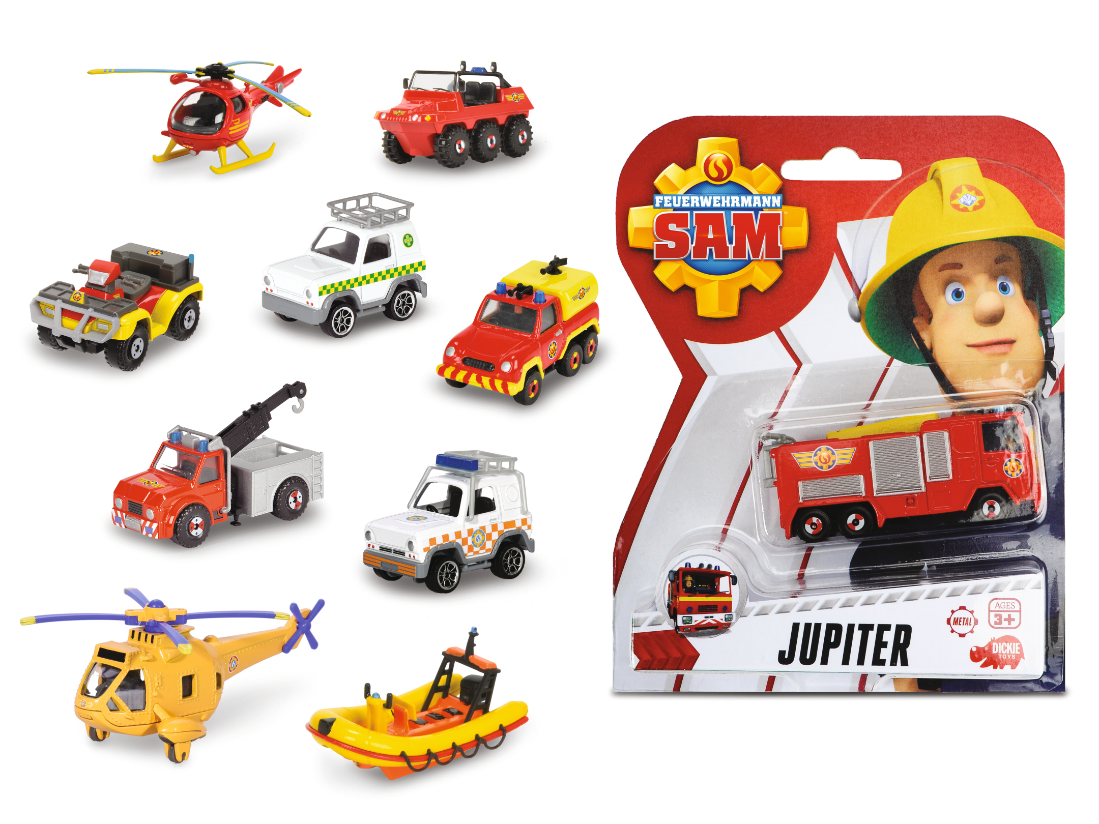 Fireman Sam Single Pack 10fs
