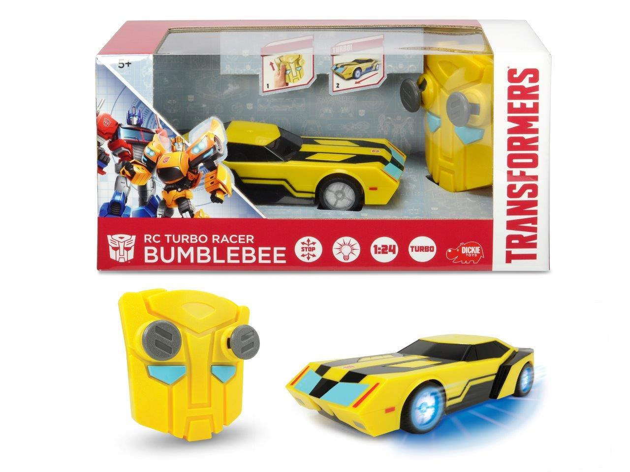 RC Turbo Racer Bumblebee