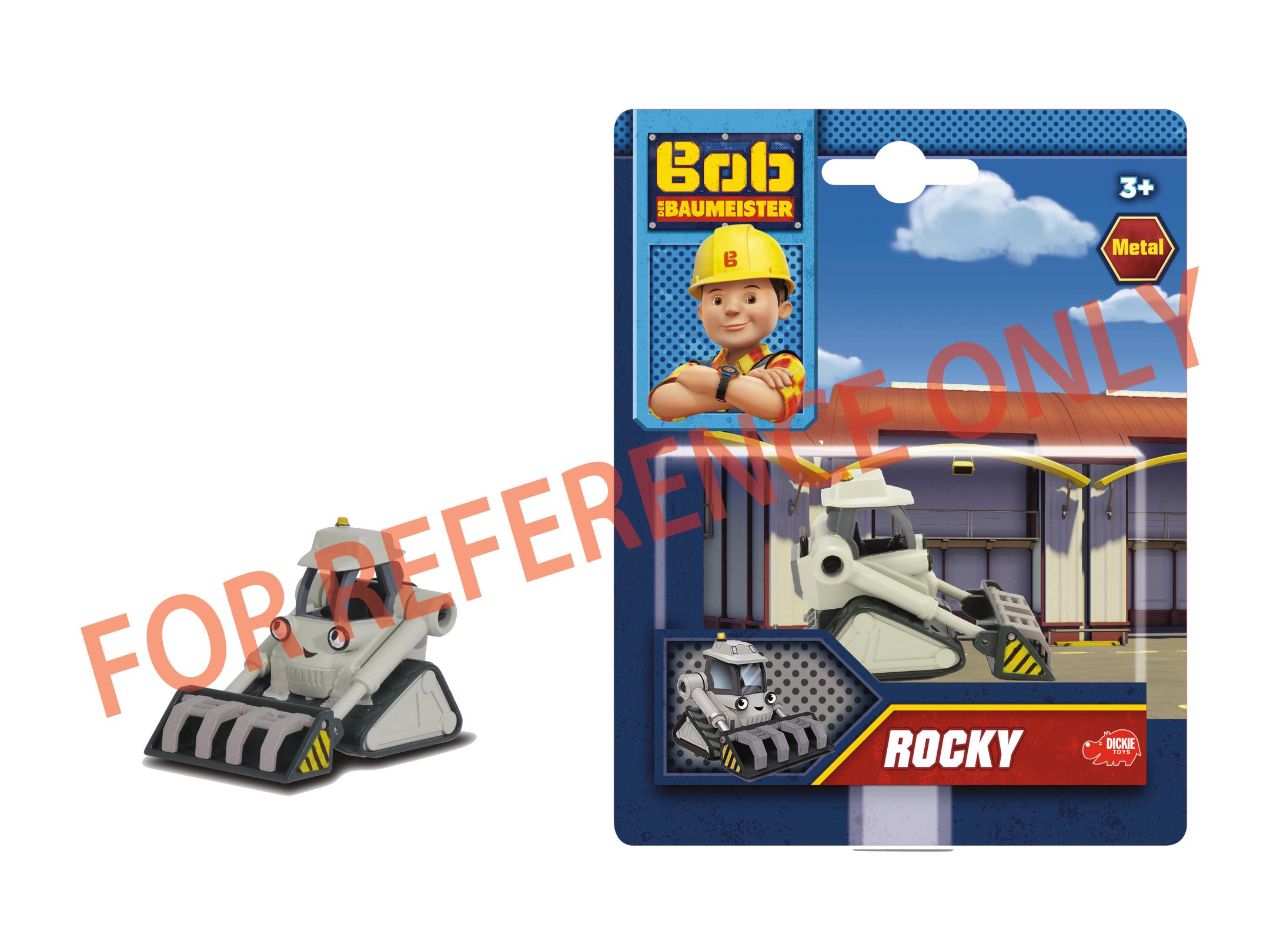 Bob der Baumeister Rocky