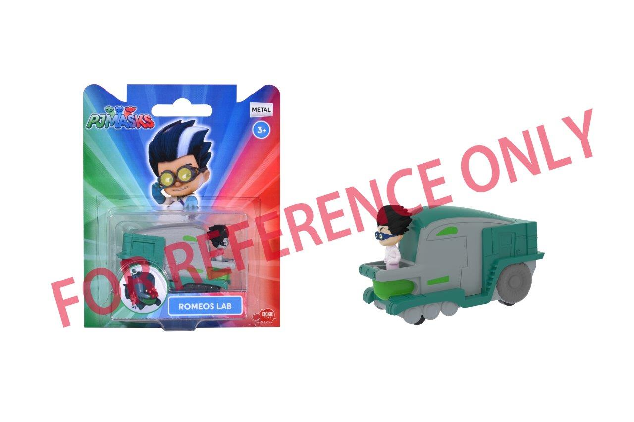 PJ Masks Single Pack Romeo's Lab