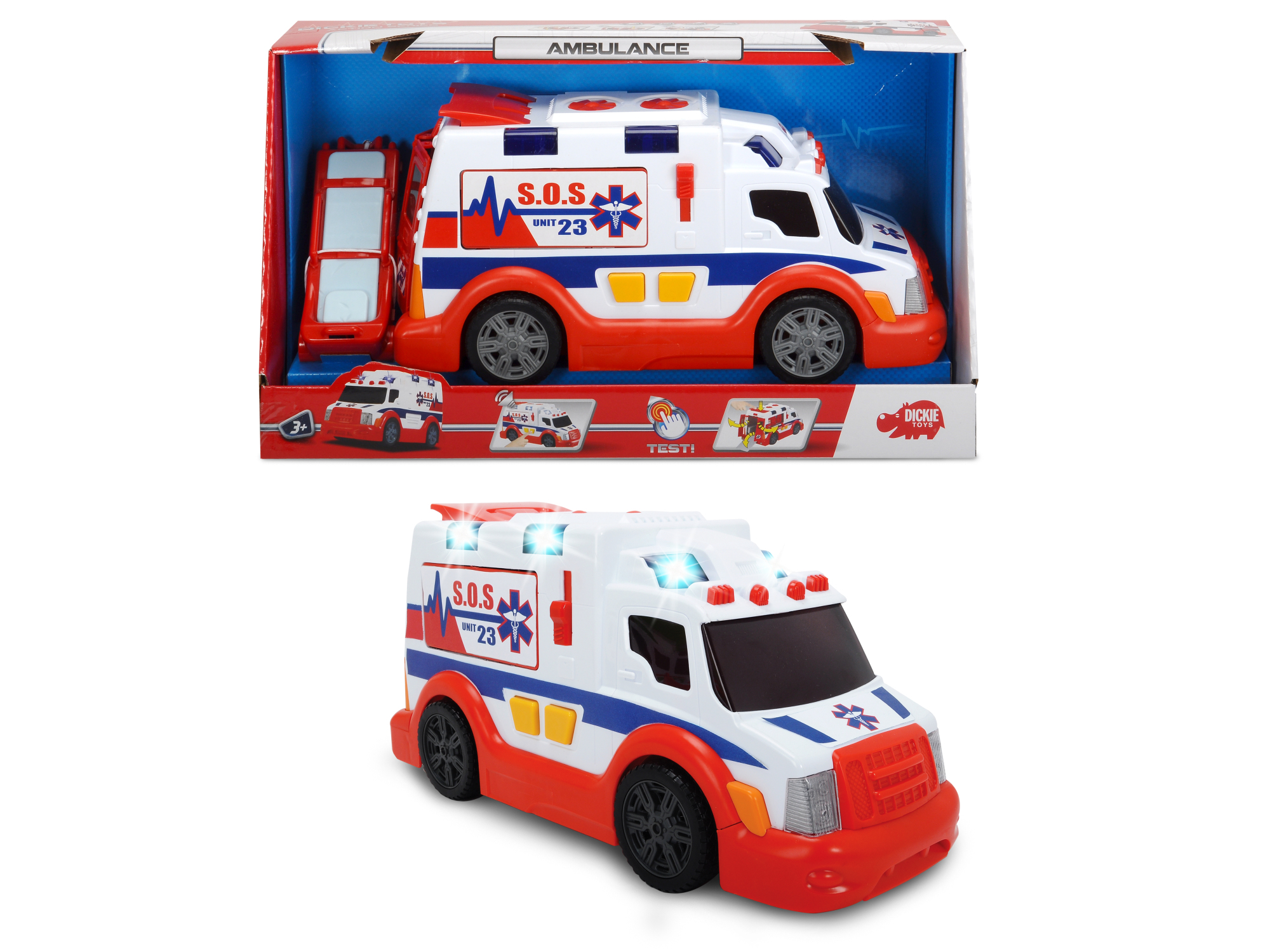 Action Serie Ambulance