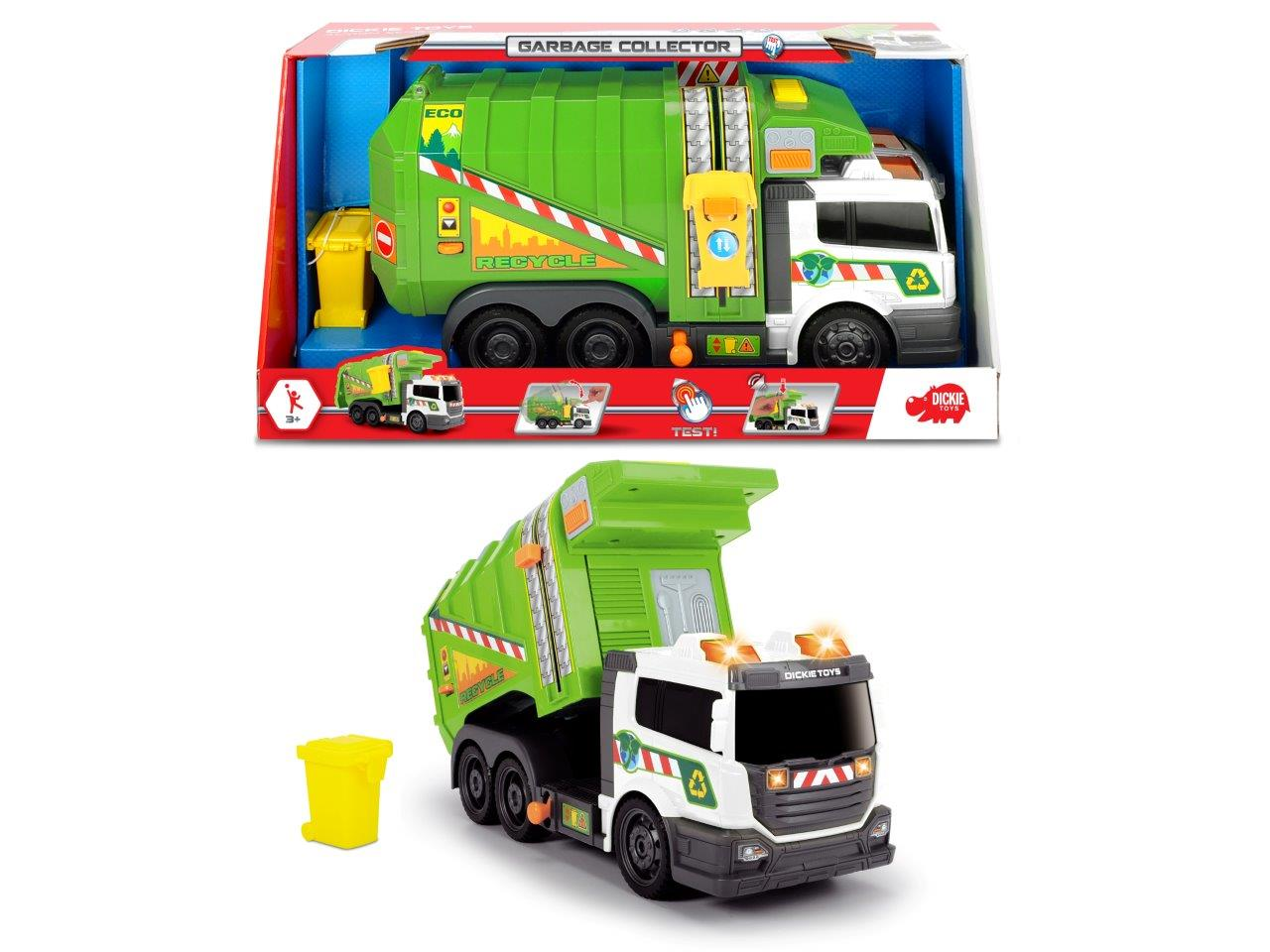 Action Serie Garbage Collector L+S