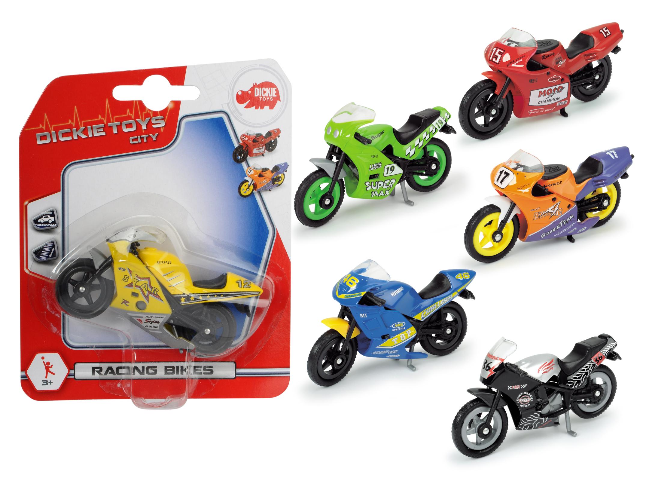 Motorräder Racing Bike 6fs
