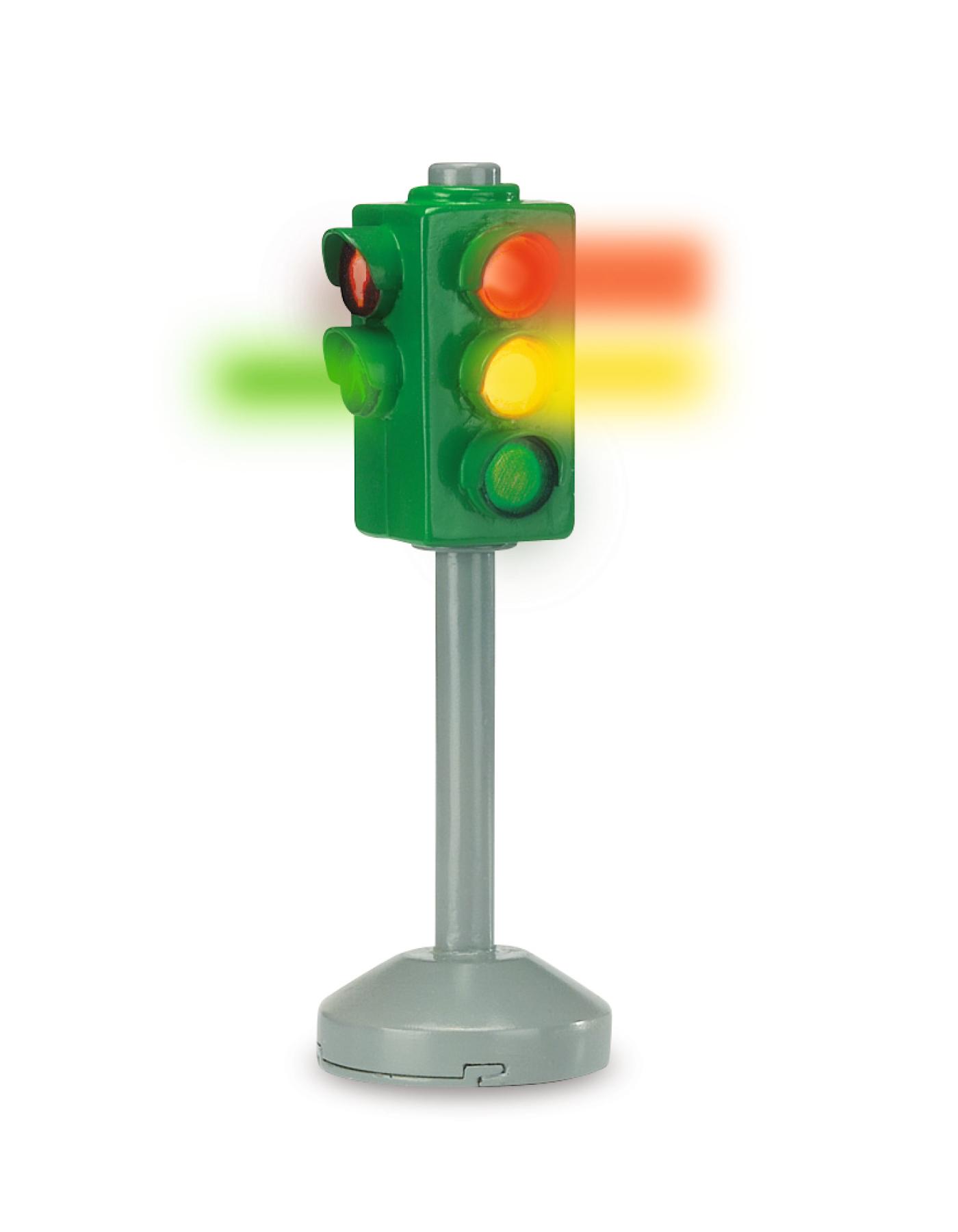 city light  ampel mit verkehrszeichen
