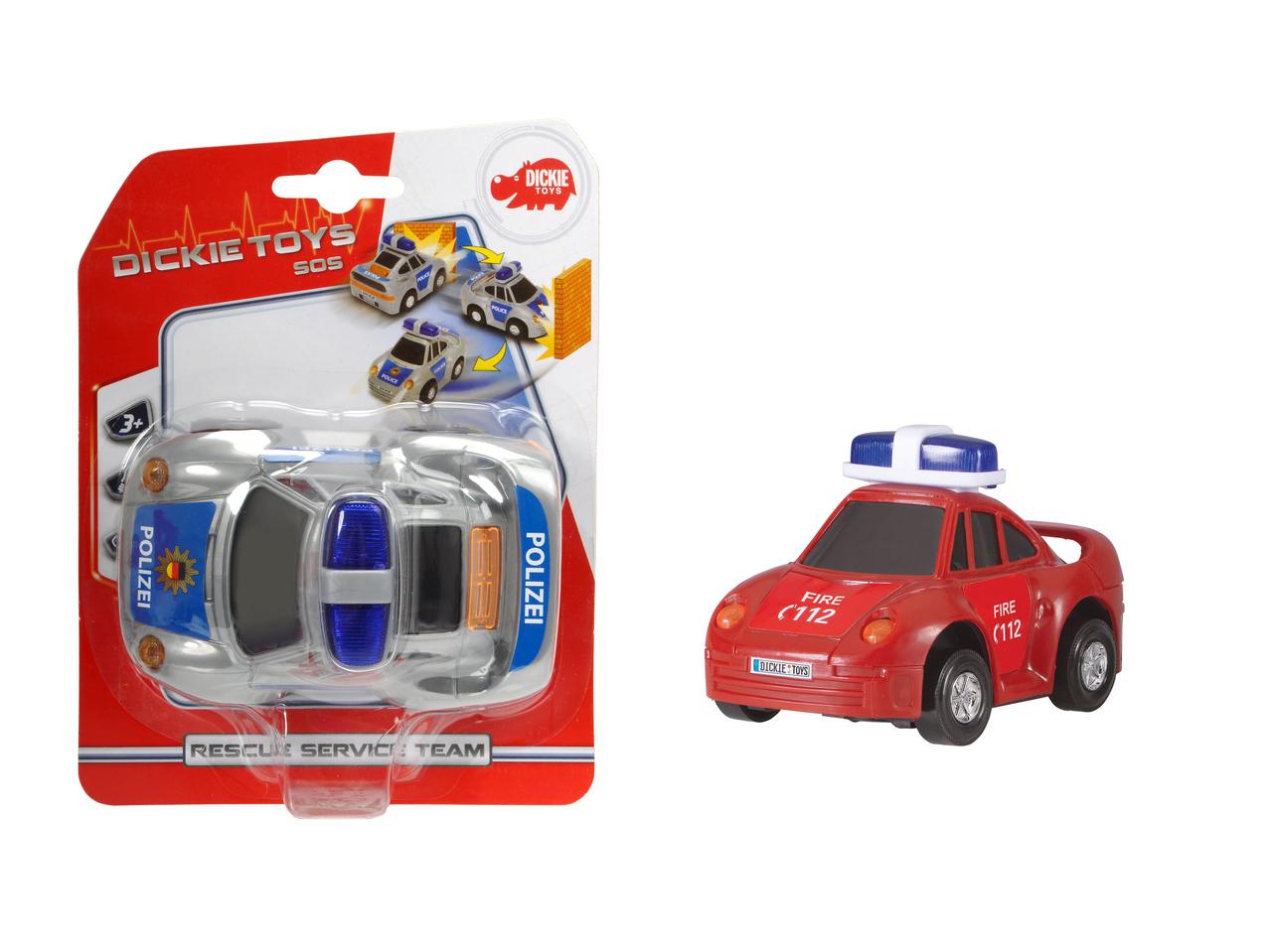 Feuerwehr- und Polizeiauto 2fs