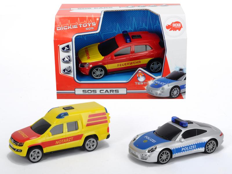 Feuerwehr Polizei Einsatzfahrzeuge 3fs