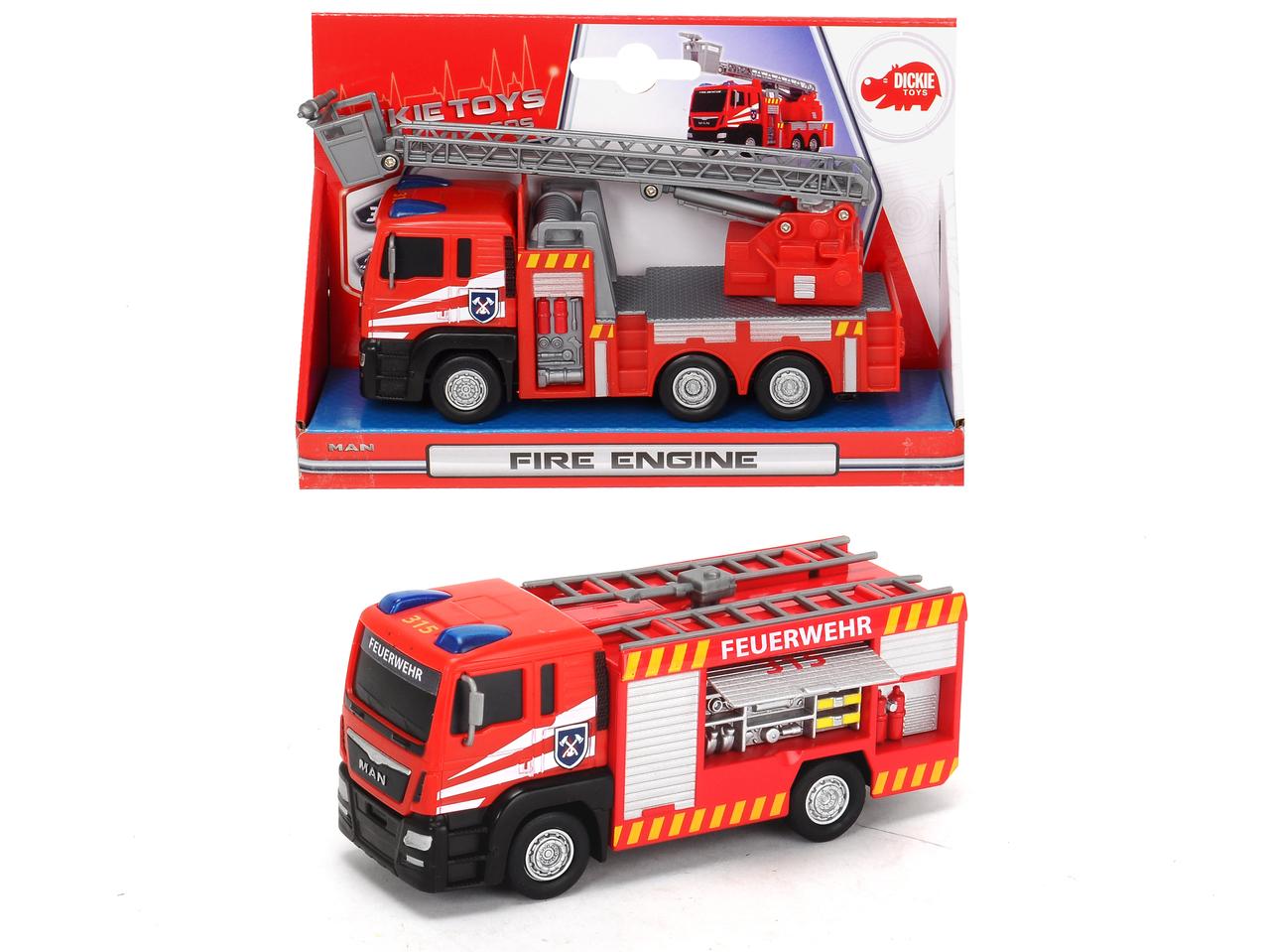 MAN Feuerwehr 2fs