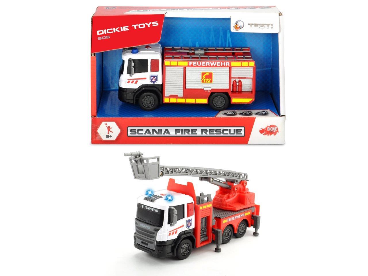 Action Serie Scania Feuerwehr L+S 2fs