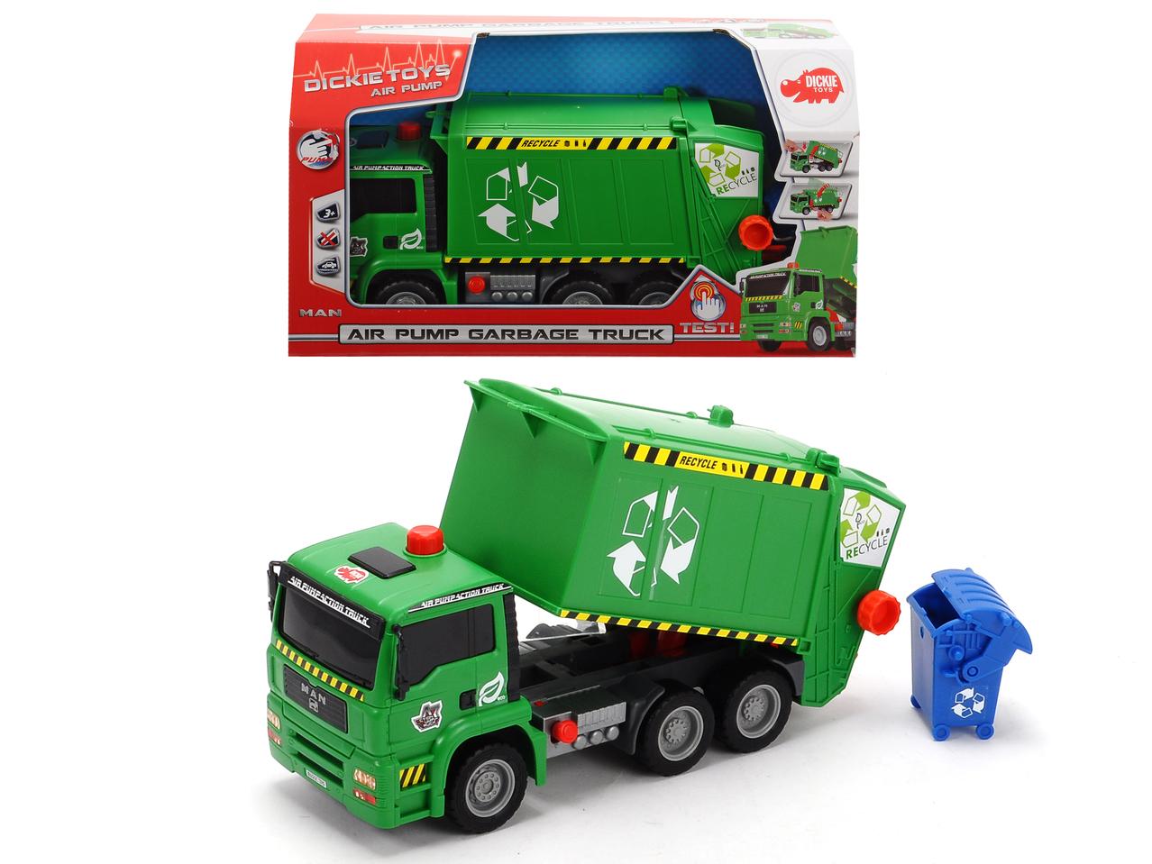 MAN LKW Müllauto Air Pump