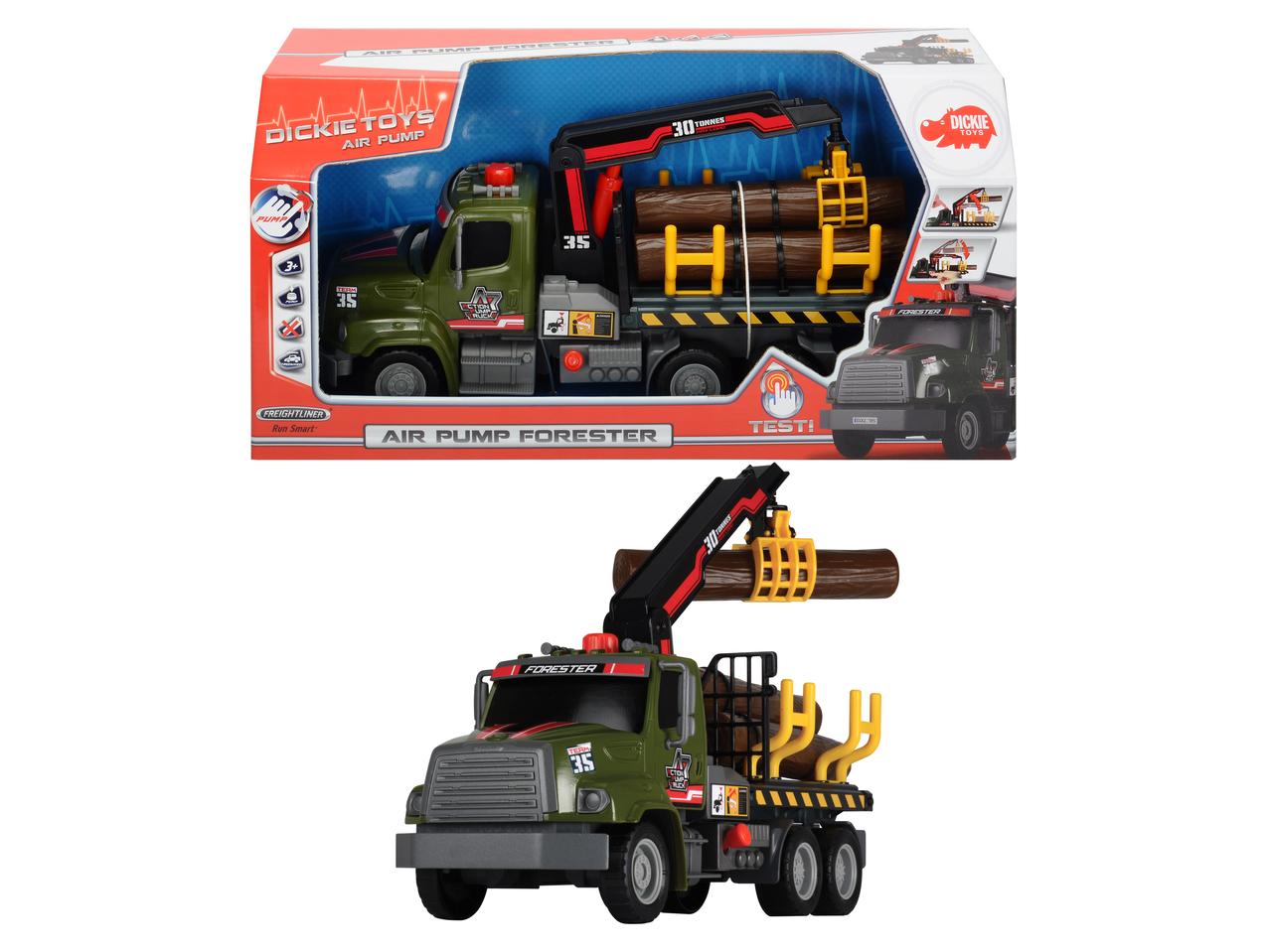 Freightliner Truck mit Kranarm