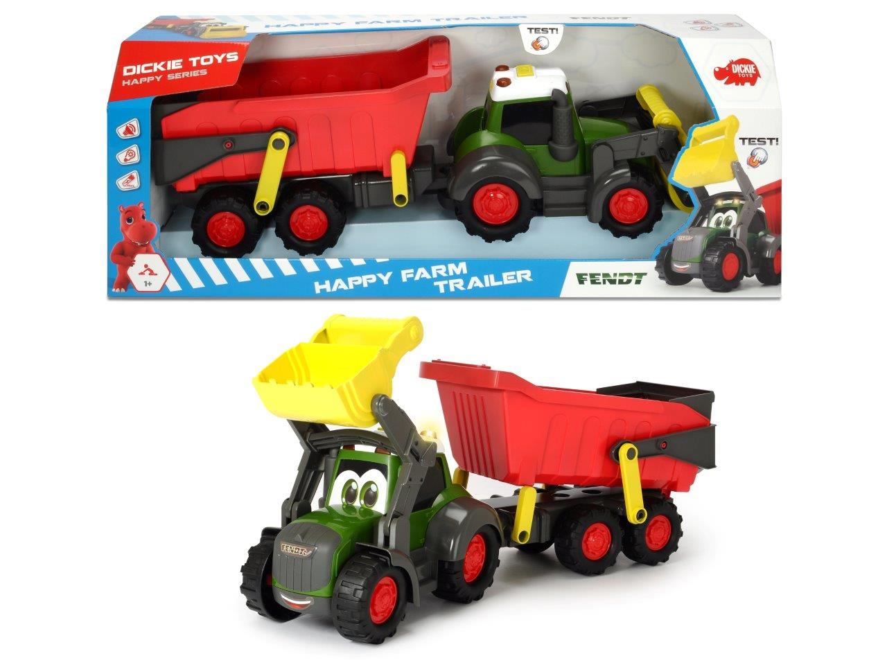 Happy Farm Trailer 65cm