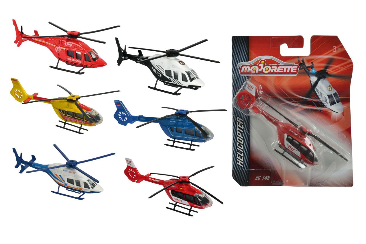Majorette Helicopter 6fs