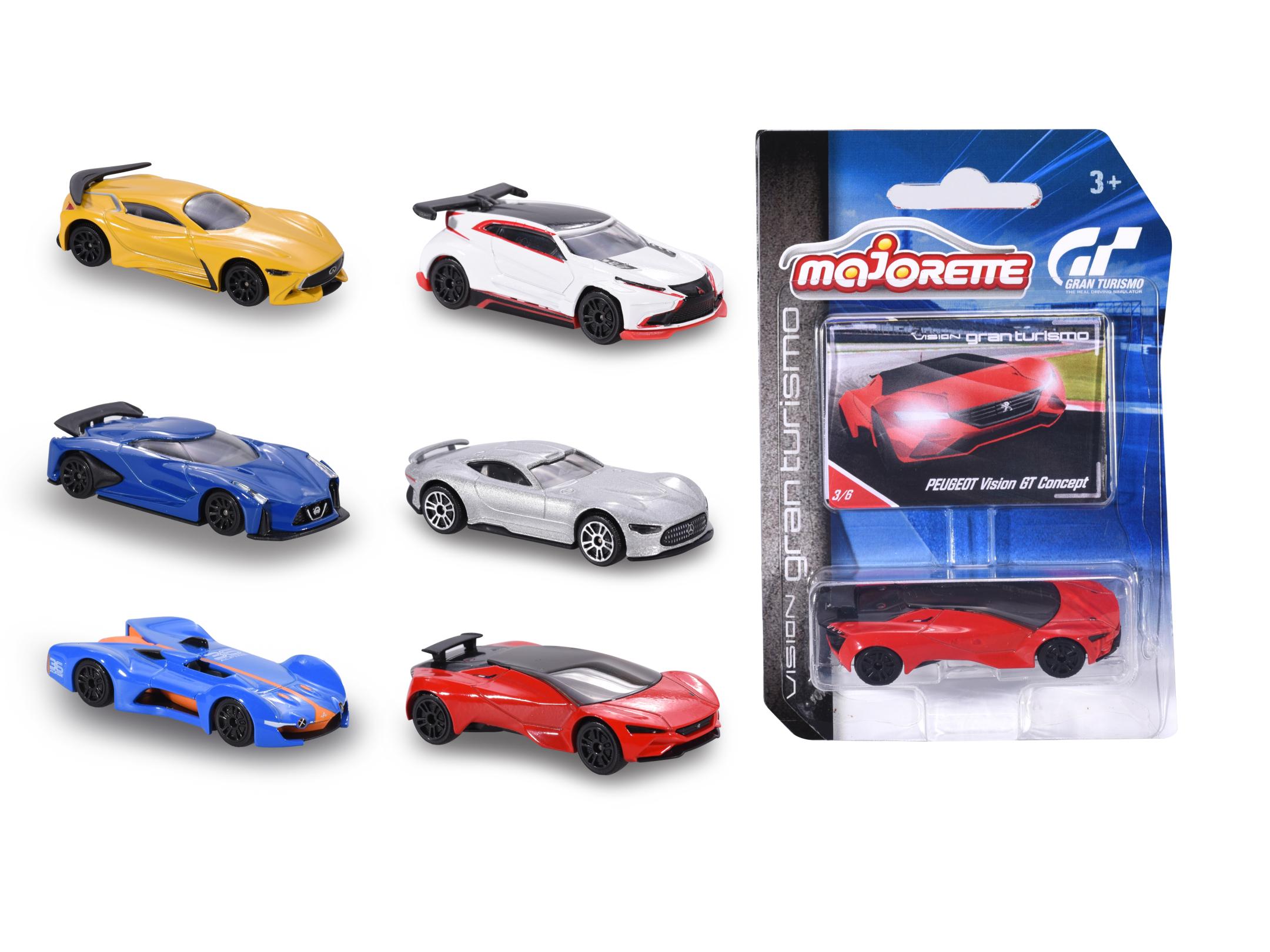 Vision Gran Turismo 6fs