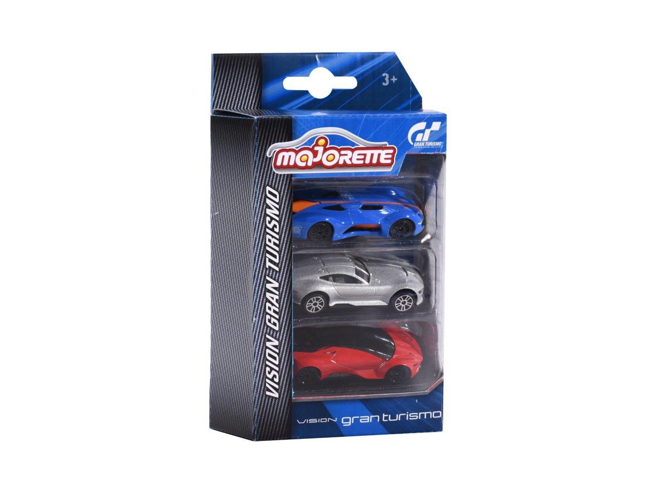 Vision Gran Turismo 3 pieces Set 2fs