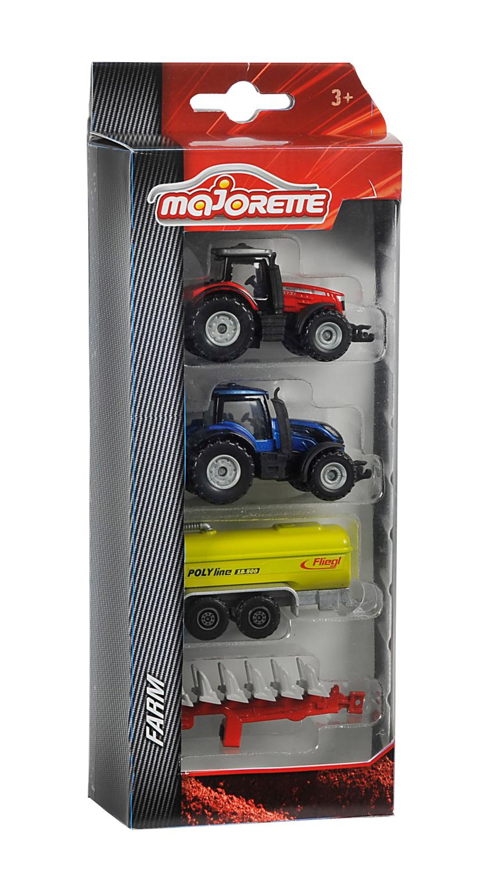 Majorette Farm Set 4tlg. 2fs.