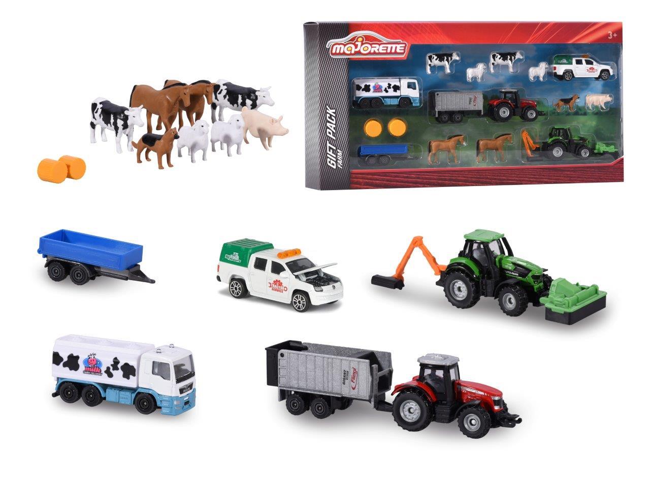 Big Farm Set