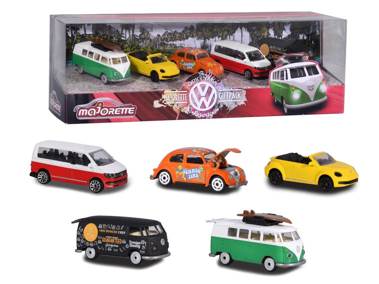 Volkswagen 5 Pieces Giftpack 2018