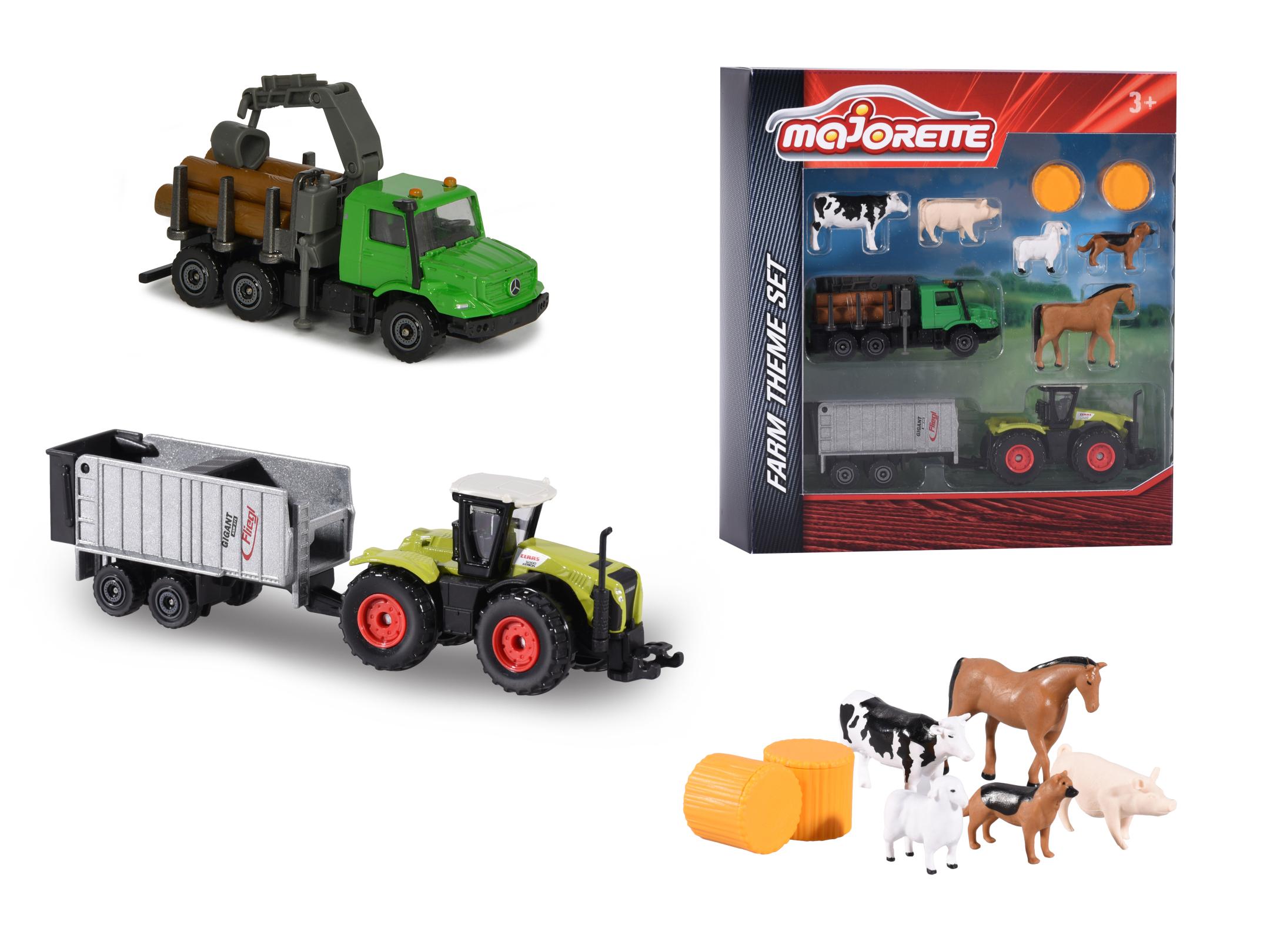 Majorette Theme Farm Set
