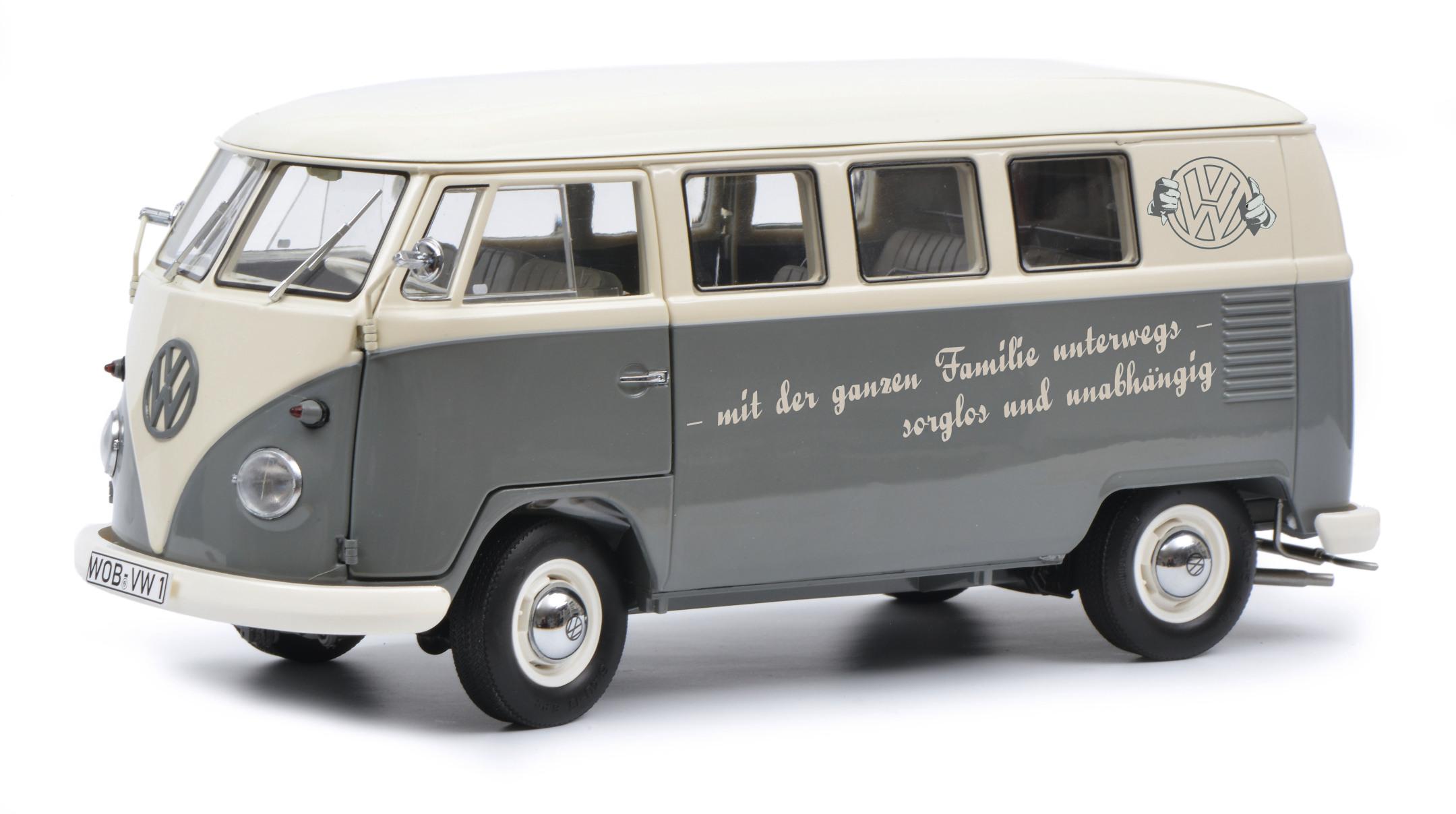 VW T1b mit Slogan