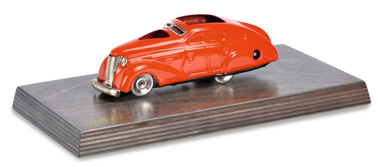 Wendeauto 1010 Schnittmodell