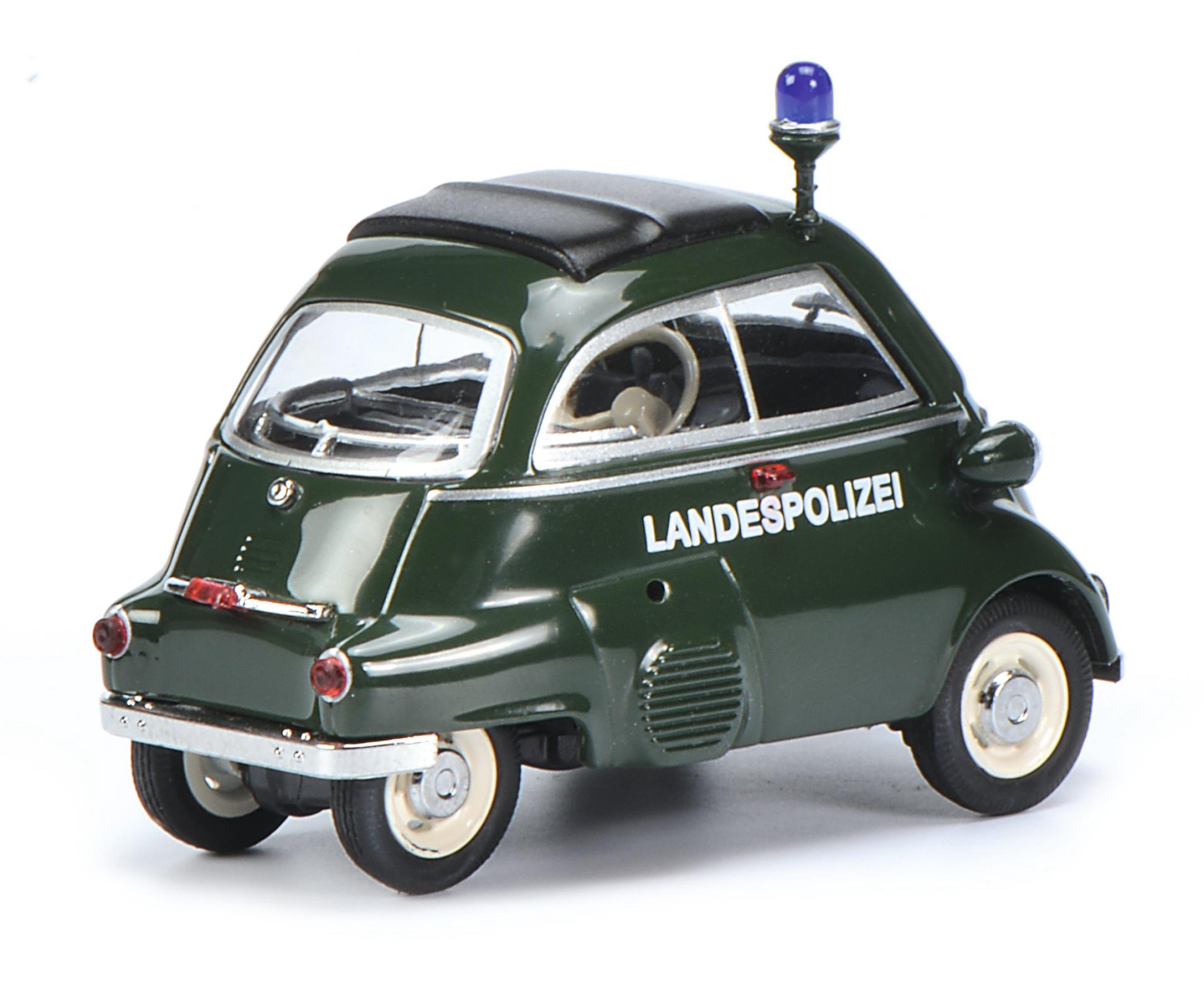 BMW Isetta Landespolizei
