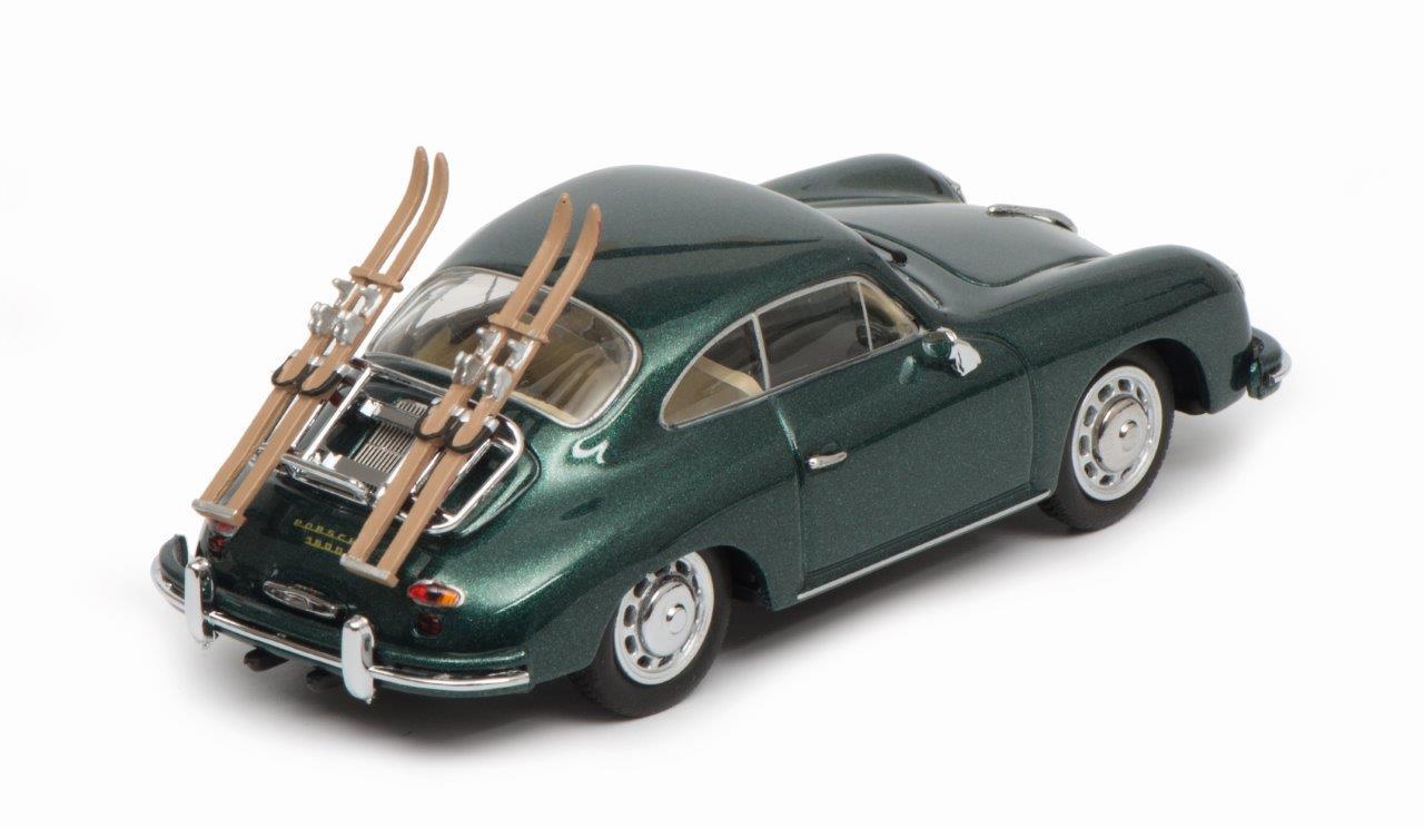 Porsche 356 Coupé, grün 1:43