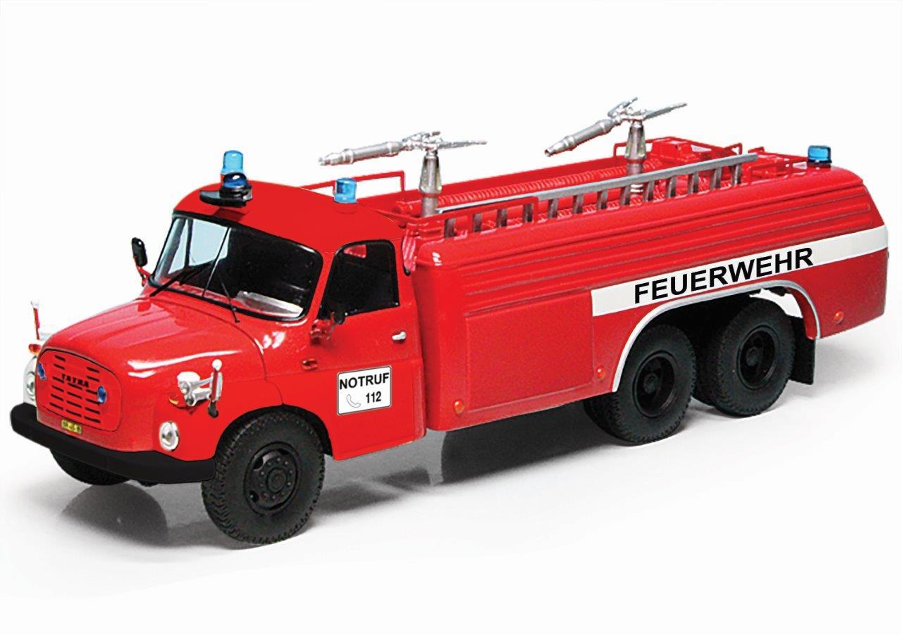 Tatra T138 Feuerwehr (1961 - 1972)