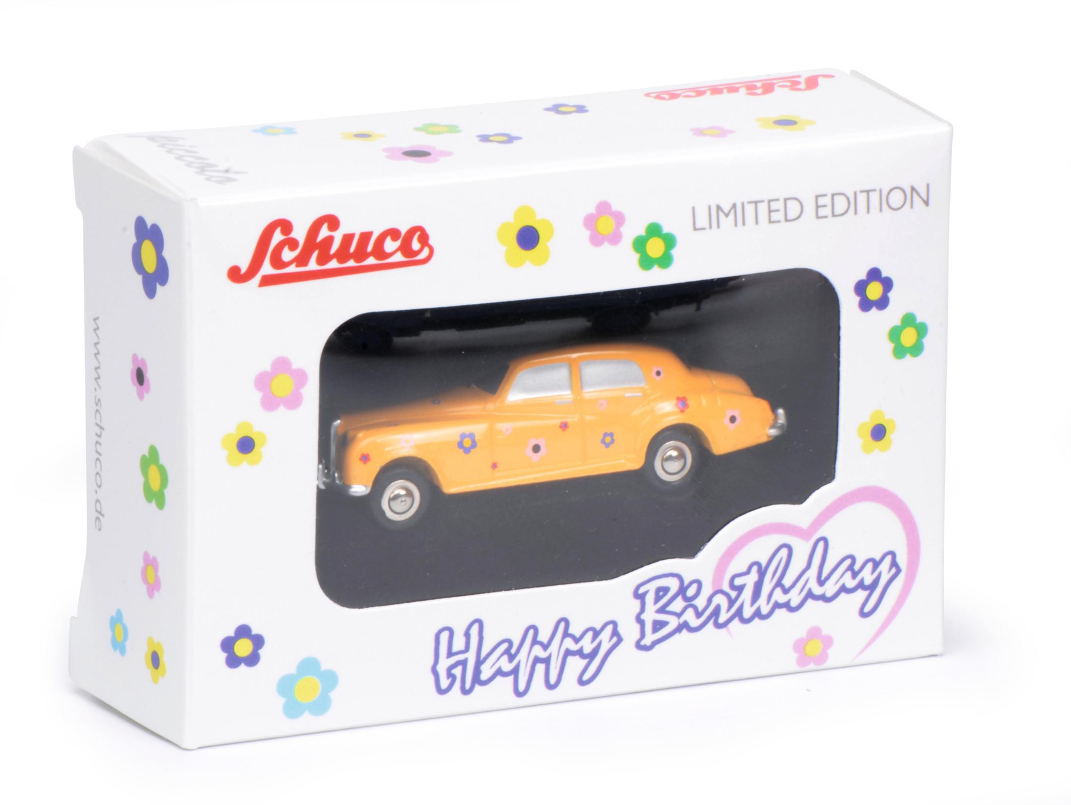 Piccolo Happy Birthday 2017