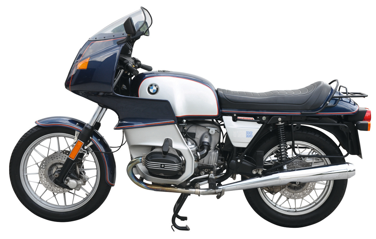 BMW R 100 RS (1976-1984)