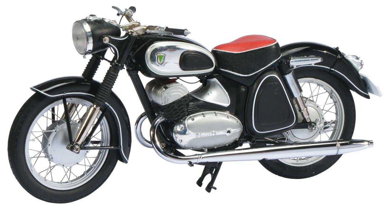 DKW RT 350 S Solo (1955-1956)