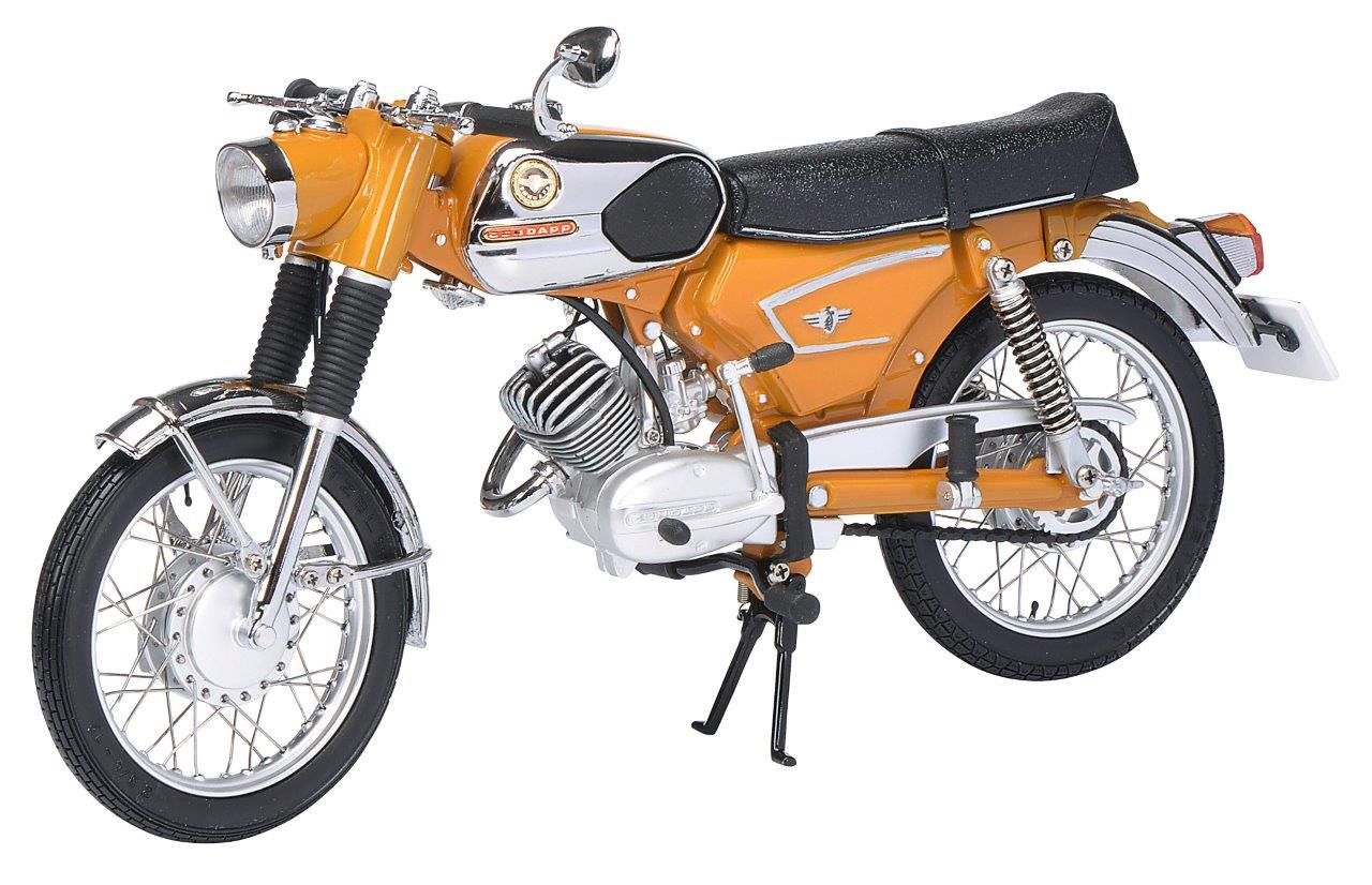 Zündapp KS 50 Super Sport - orange