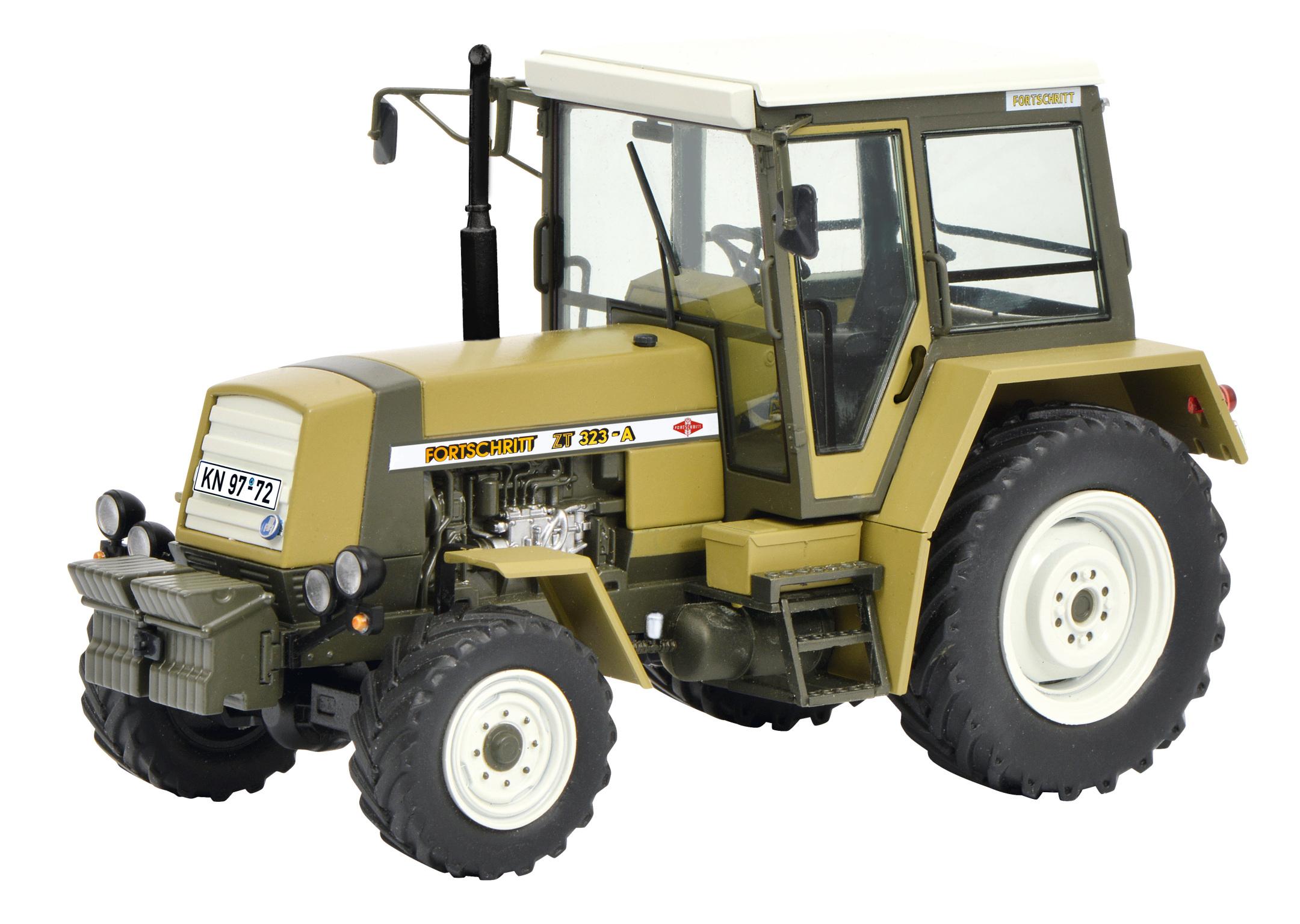 Fortschritt ZT 323 Traktor (1984-1991)