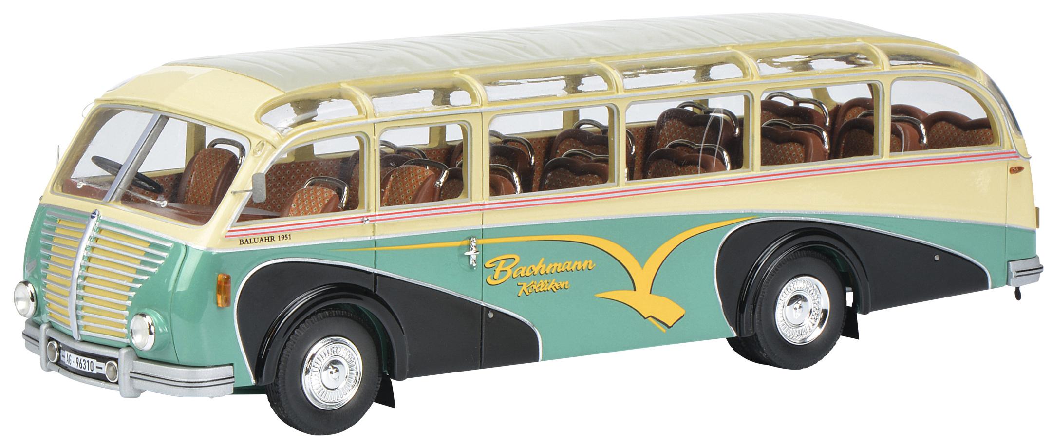 Saurer 3C-H Bus - Bachmann